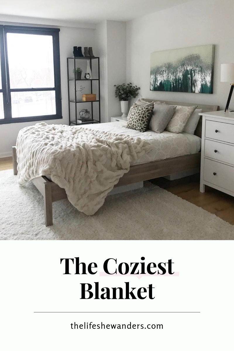 The Coziest Blanket -- The Life She Wanders