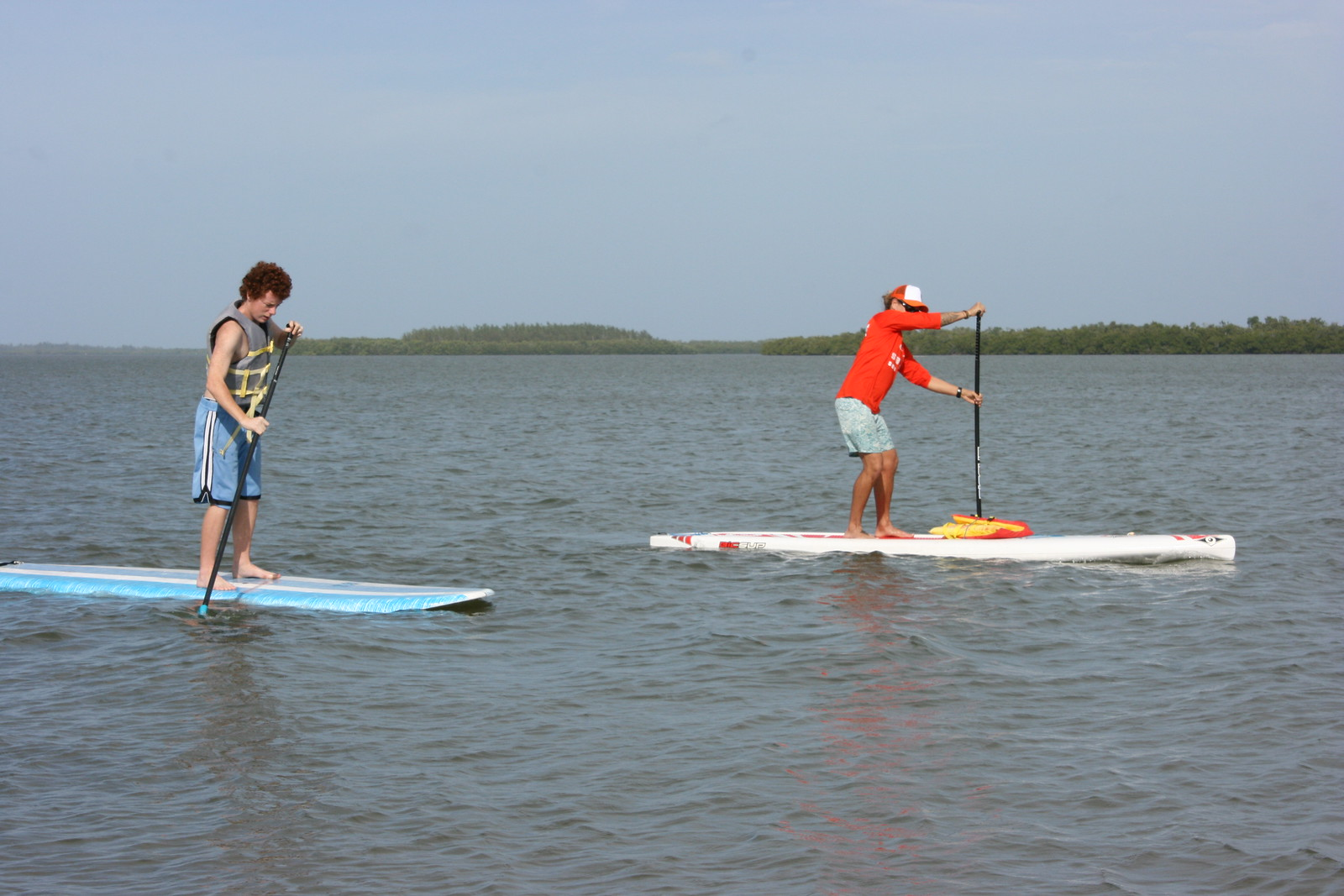 A few lessons from a certified instructor can prepare you for a lifetime of successful stand up paddleboarding.