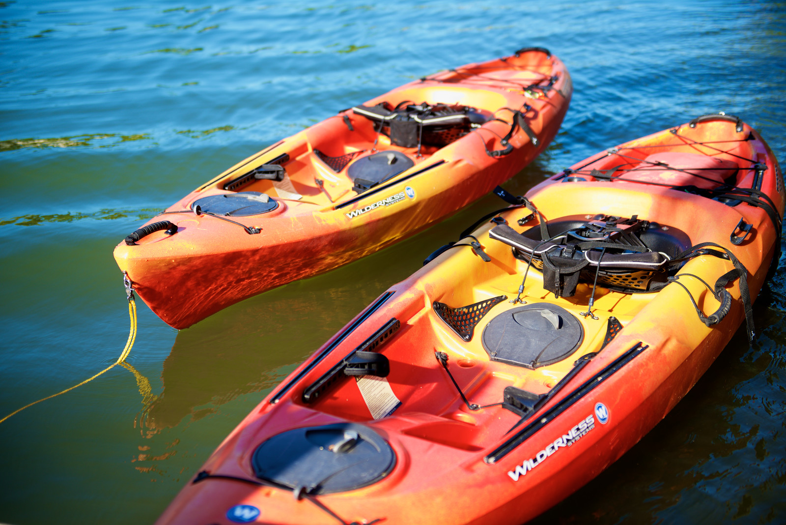 It is important to choose a kayak that is well suited to your paddling plans.