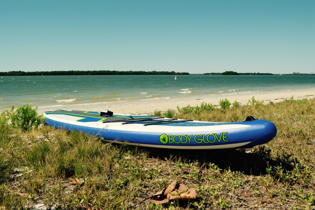 An inflatable stand up paddleboard can be a great option for many reasons.