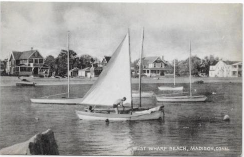 Madison West Wharf Beach 1910.png