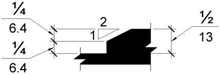 Vertical Elevation Change for Flooring