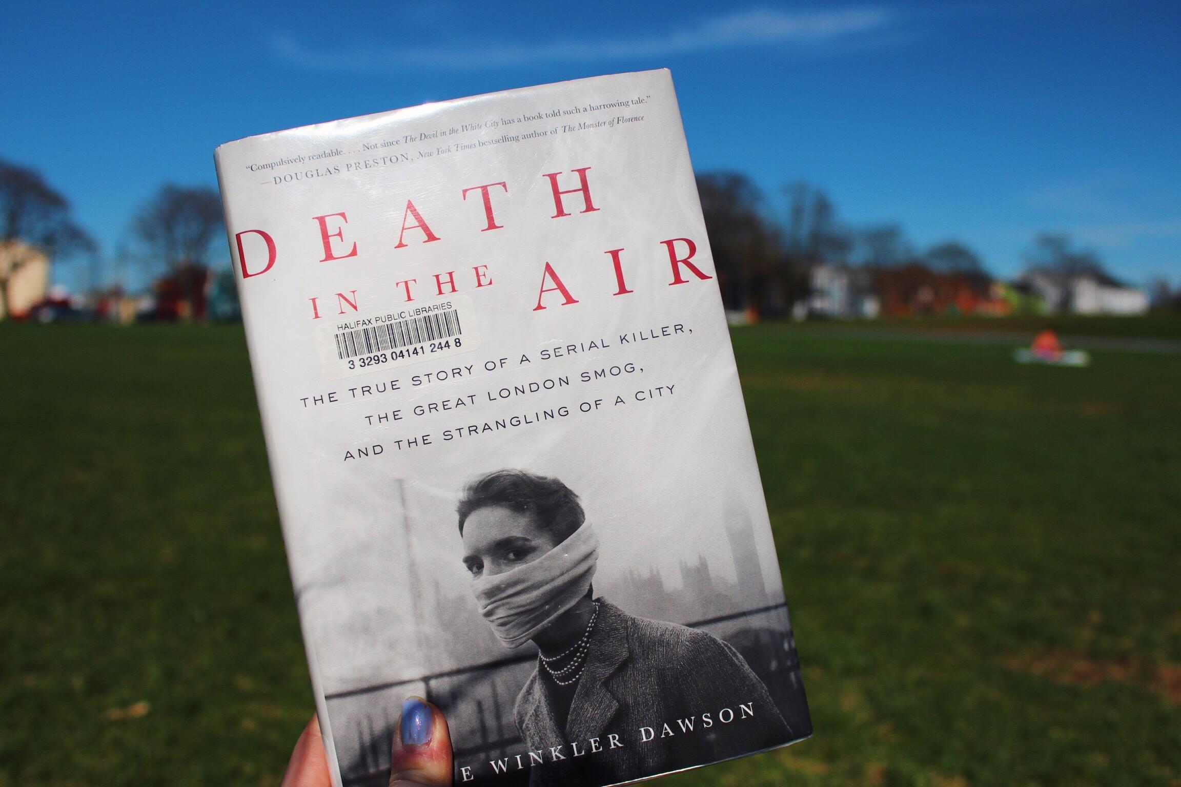 Death in the Air - Kate Winkler Dawson