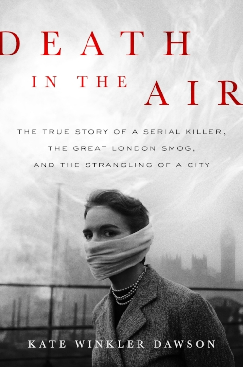 The cover of Death In The Air.