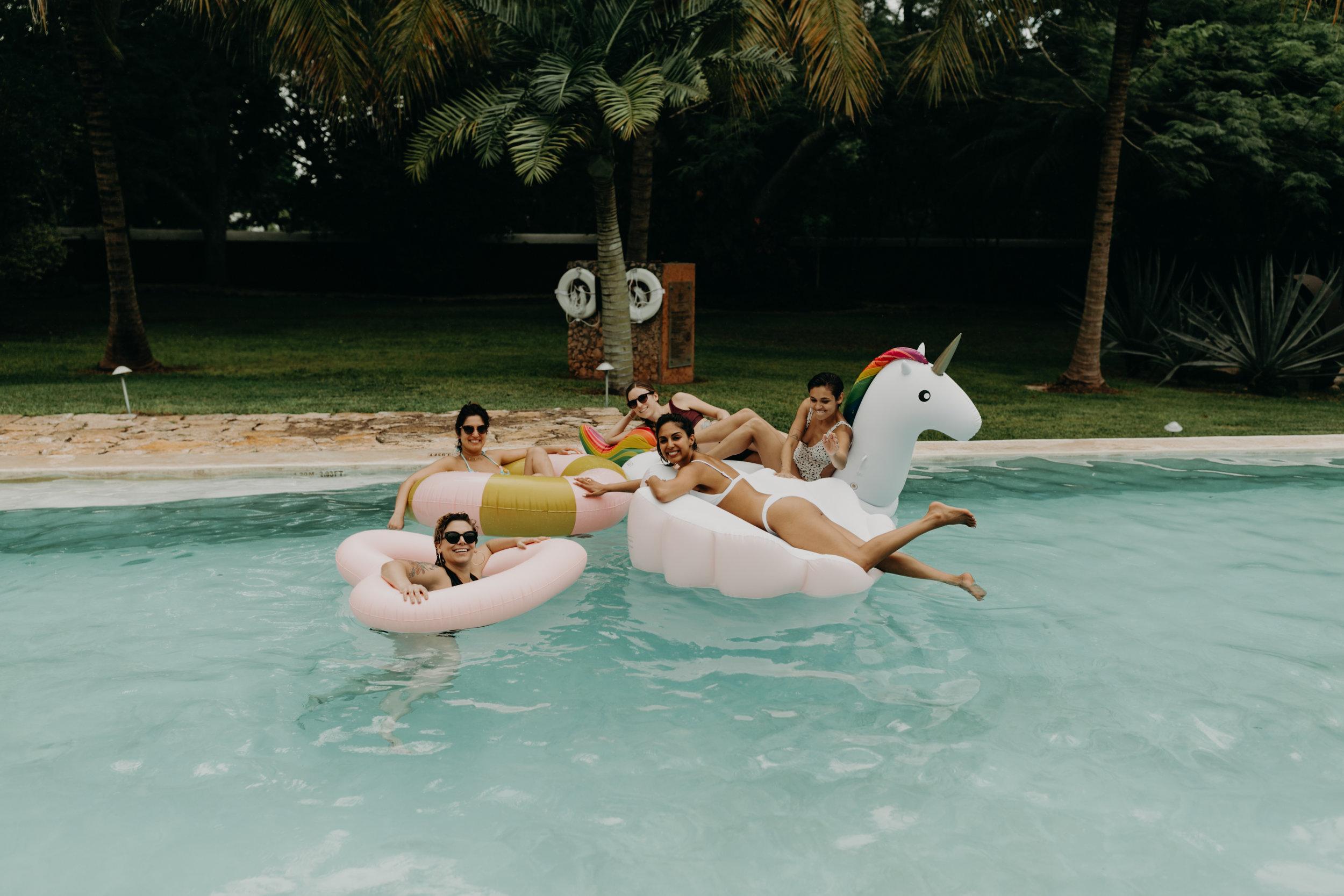 Hacienda Temozon Yucatan Mexico Wedding | Ida & Peter Emily Magers Photography-20.jpg