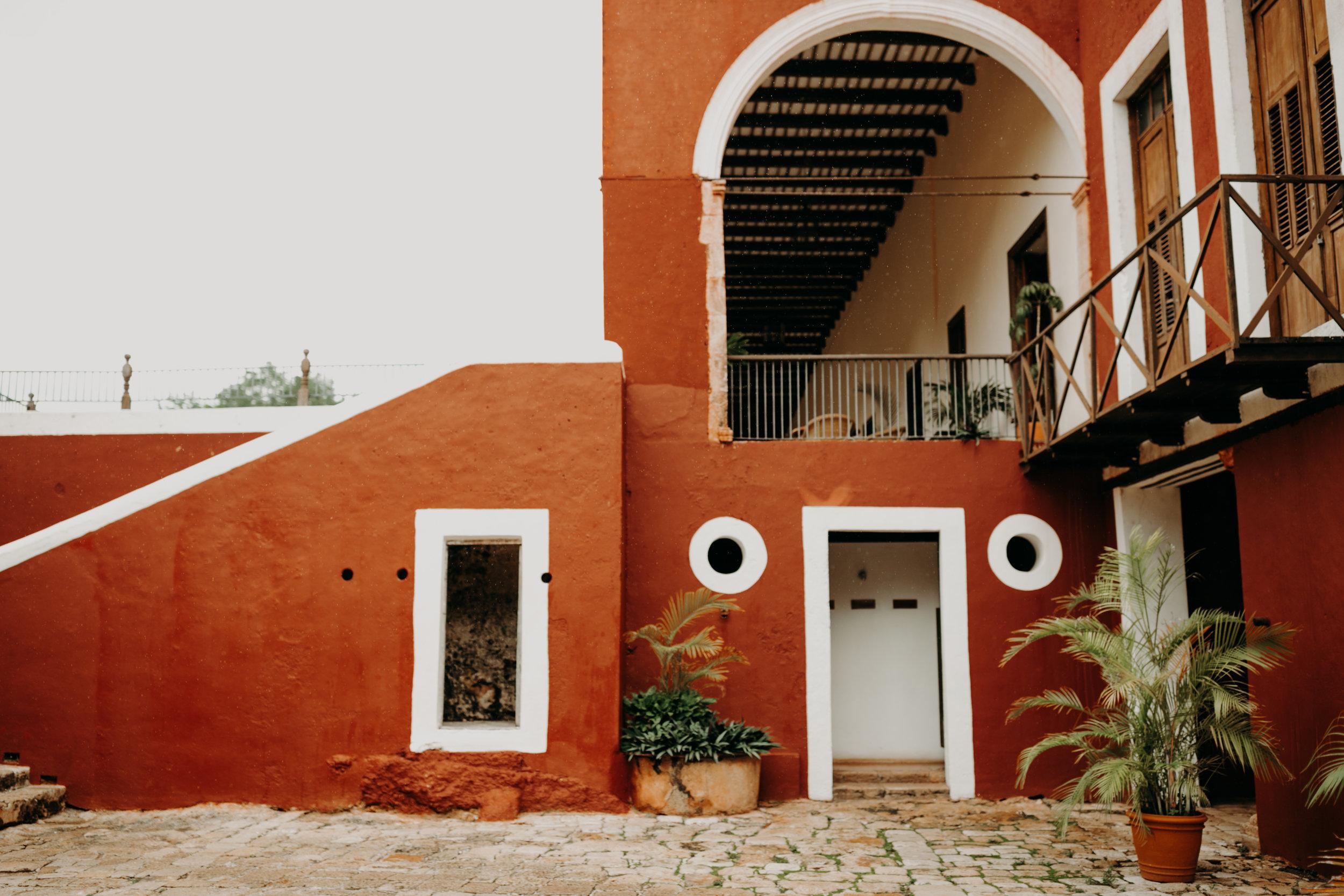 Hacienda Temozon Yucatan Mexico Wedding | Ida & Peter Emily Magers Photography-23.jpg