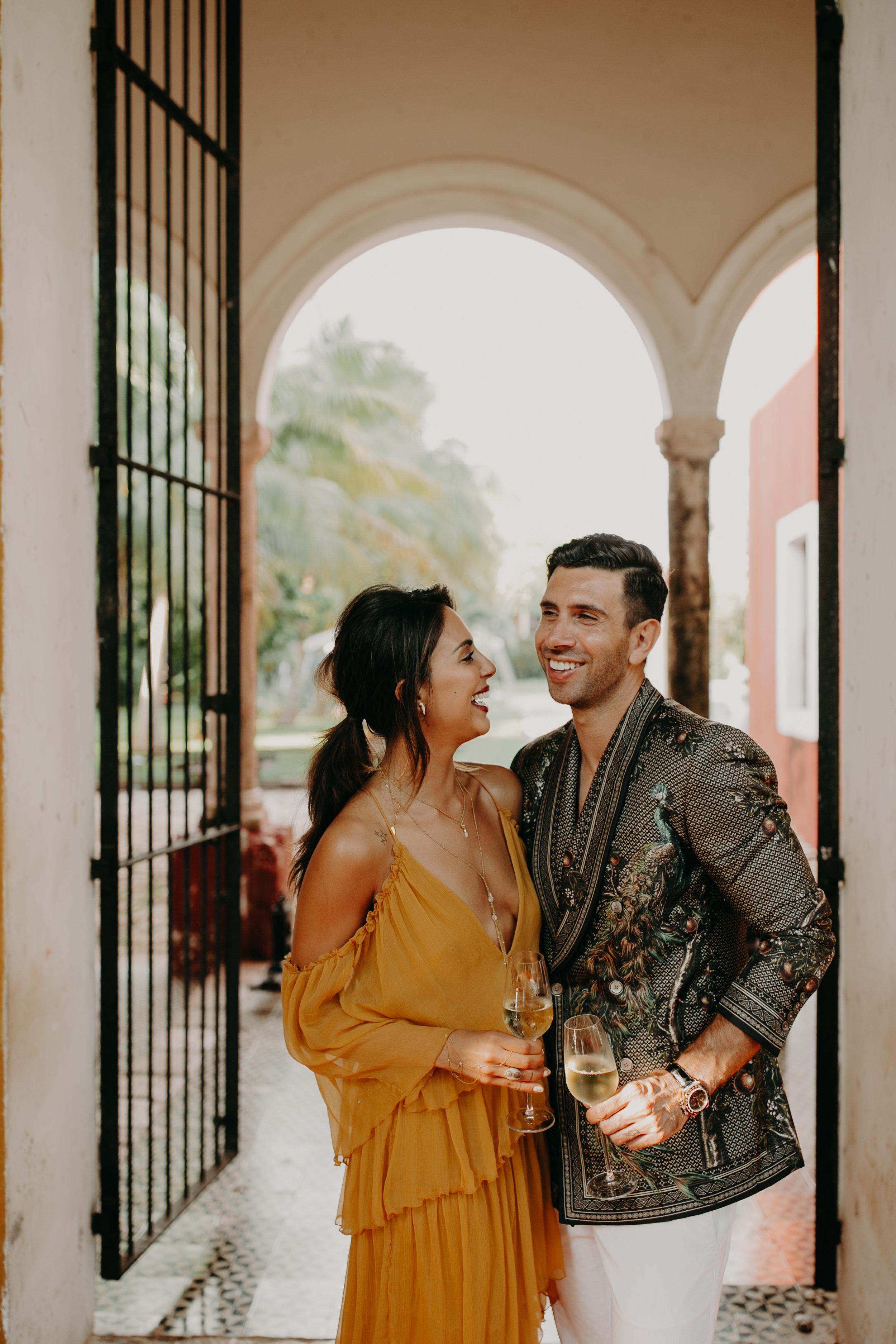 Hacienda Temozon Yucatan Mexico Wedding | Ida & Peter Emily Magers Photography-92.jpg
