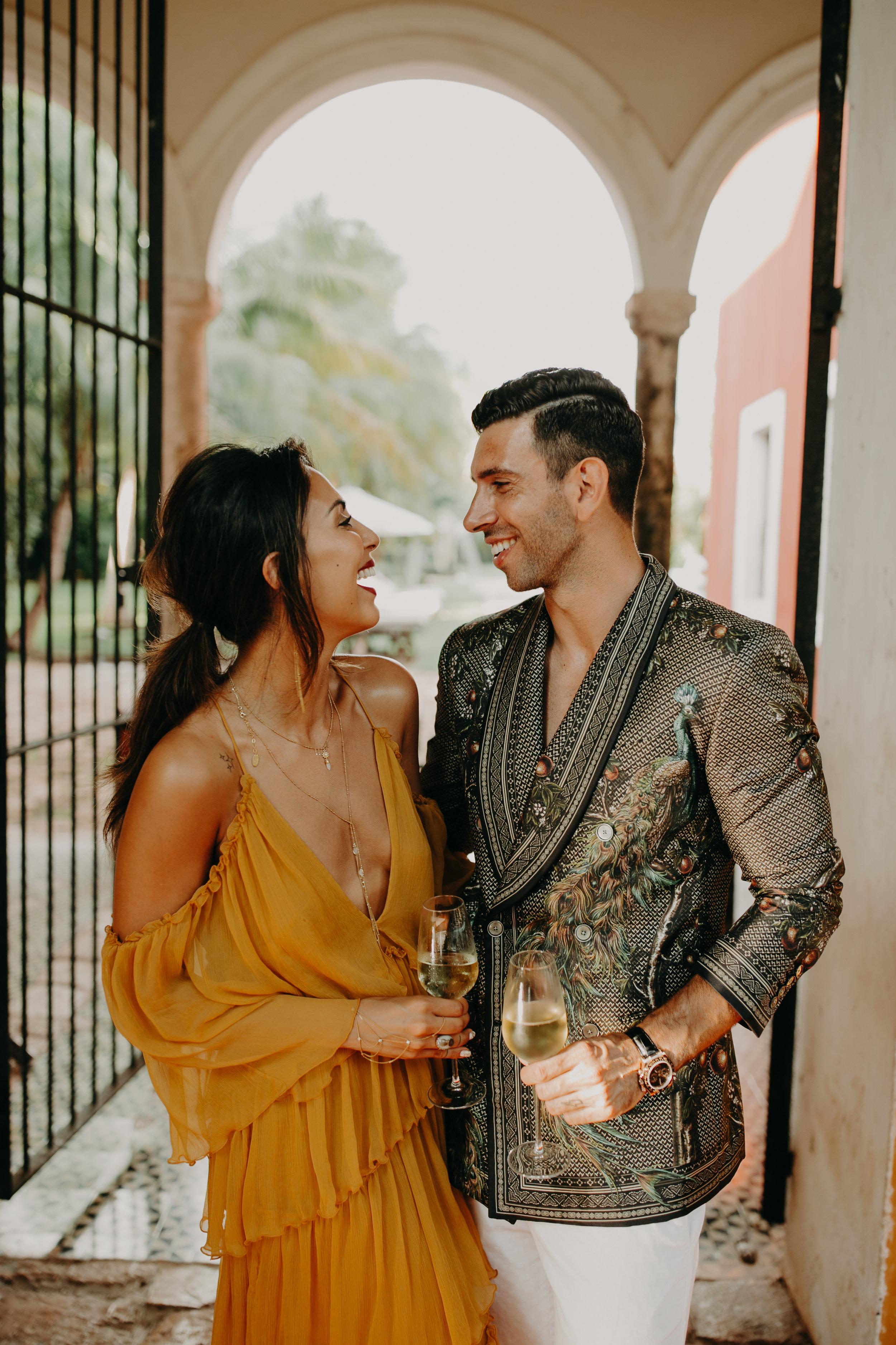 Hacienda Temozon Yucatan Mexico Wedding | Ida & Peter Emily Magers Photography-104.jpg