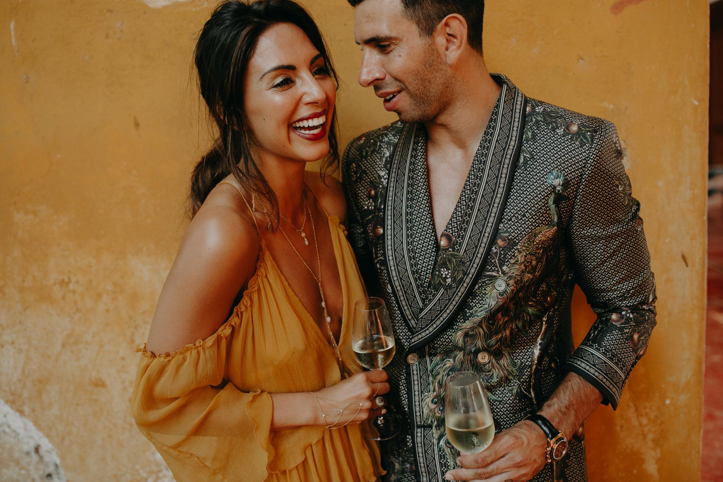 Hacienda Temozon Yucatan Mexico Wedding | Ida & Peter Emily Magers Photography-131.jpg