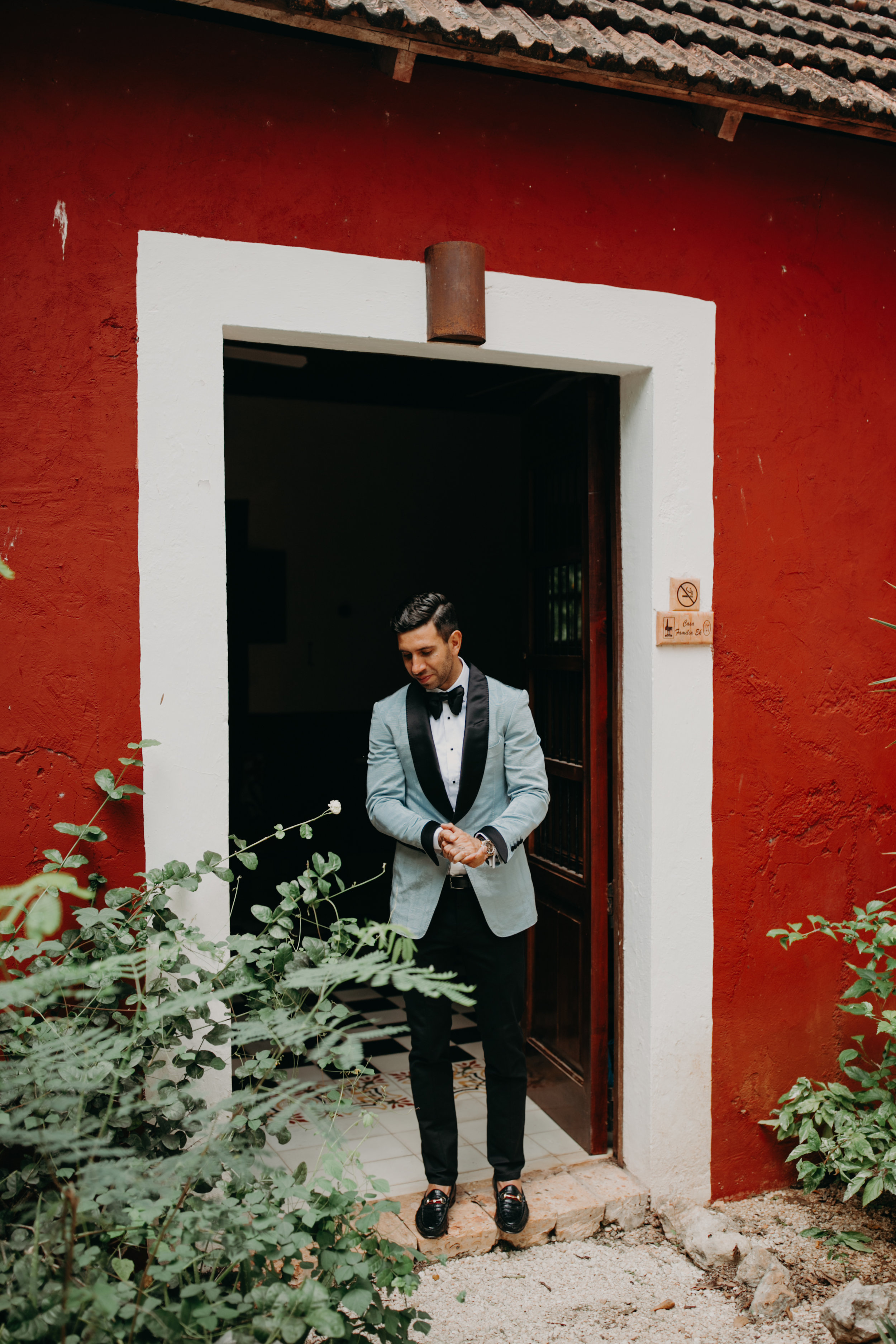Hacienda Temozon Yucatan Mexico Wedding | Ida & Peter Emily Magers Photography-446.jpg