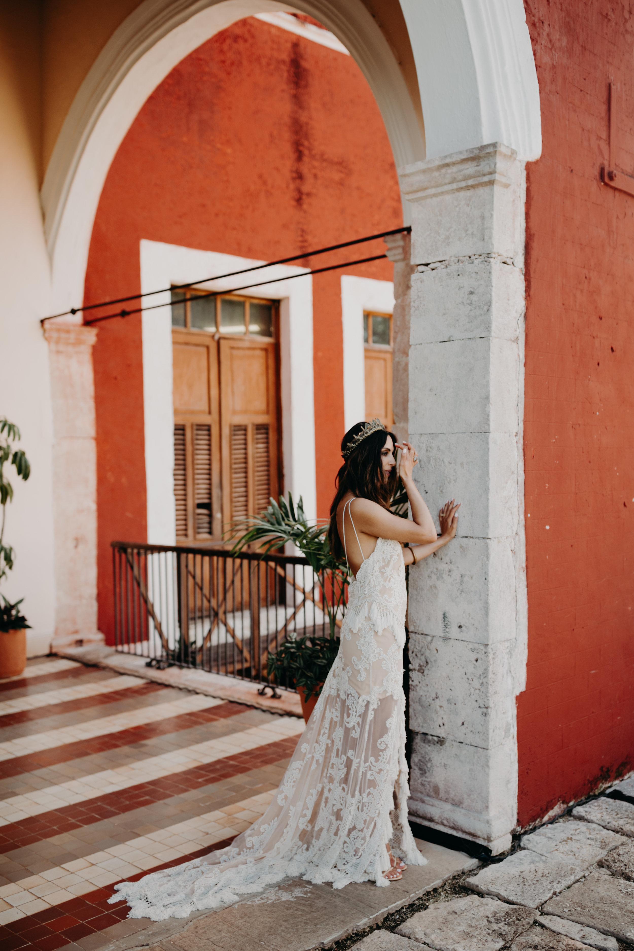 Hacienda Temozon Yucatan Mexico Wedding | Ida & Peter Emily Magers Photography-521.jpg