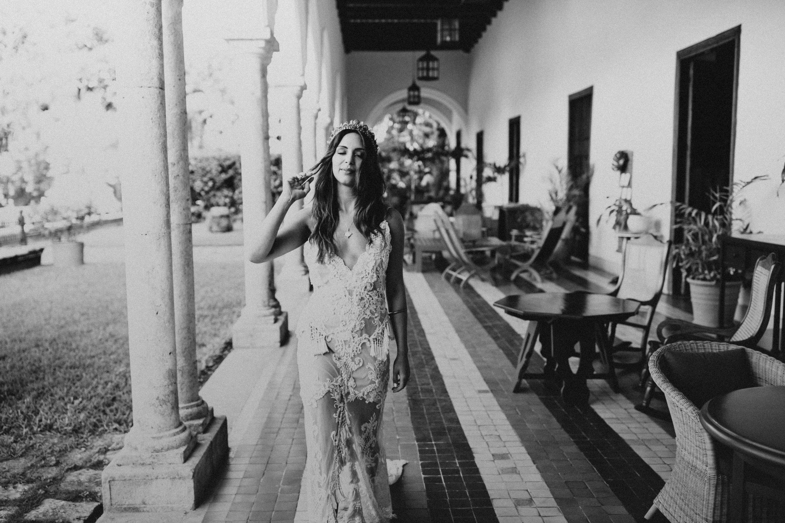 Hacienda Temozon Yucatan Mexico Wedding | Ida & Peter Emily Magers Photography-516.jpg