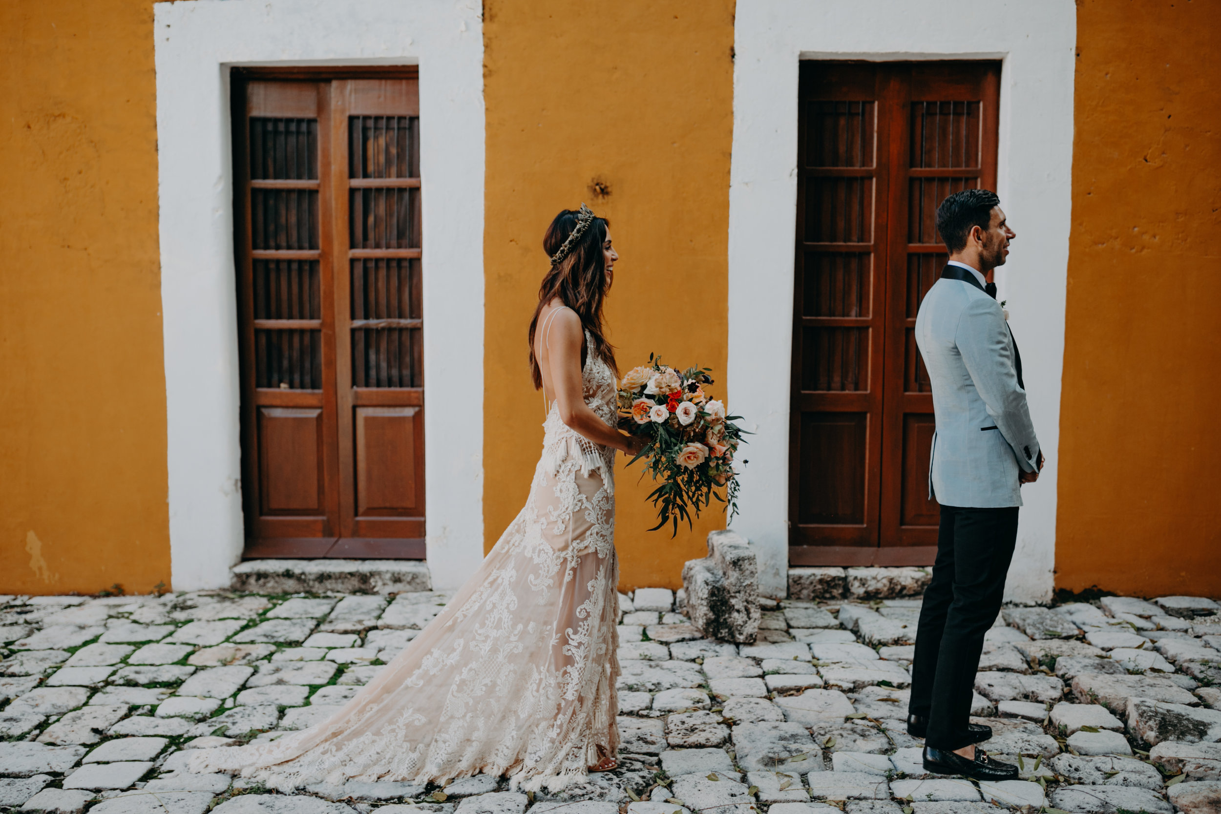 Hacienda Temozon Yucatan Mexico Wedding | Ida & Peter Emily Magers Photography-542.jpg