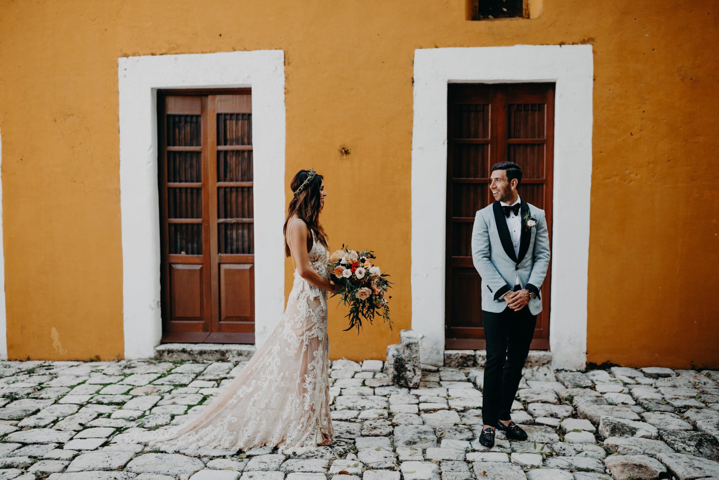 Hacienda Temozon Yucatan Mexico Wedding | Ida & Peter Emily Magers Photography-546.jpg