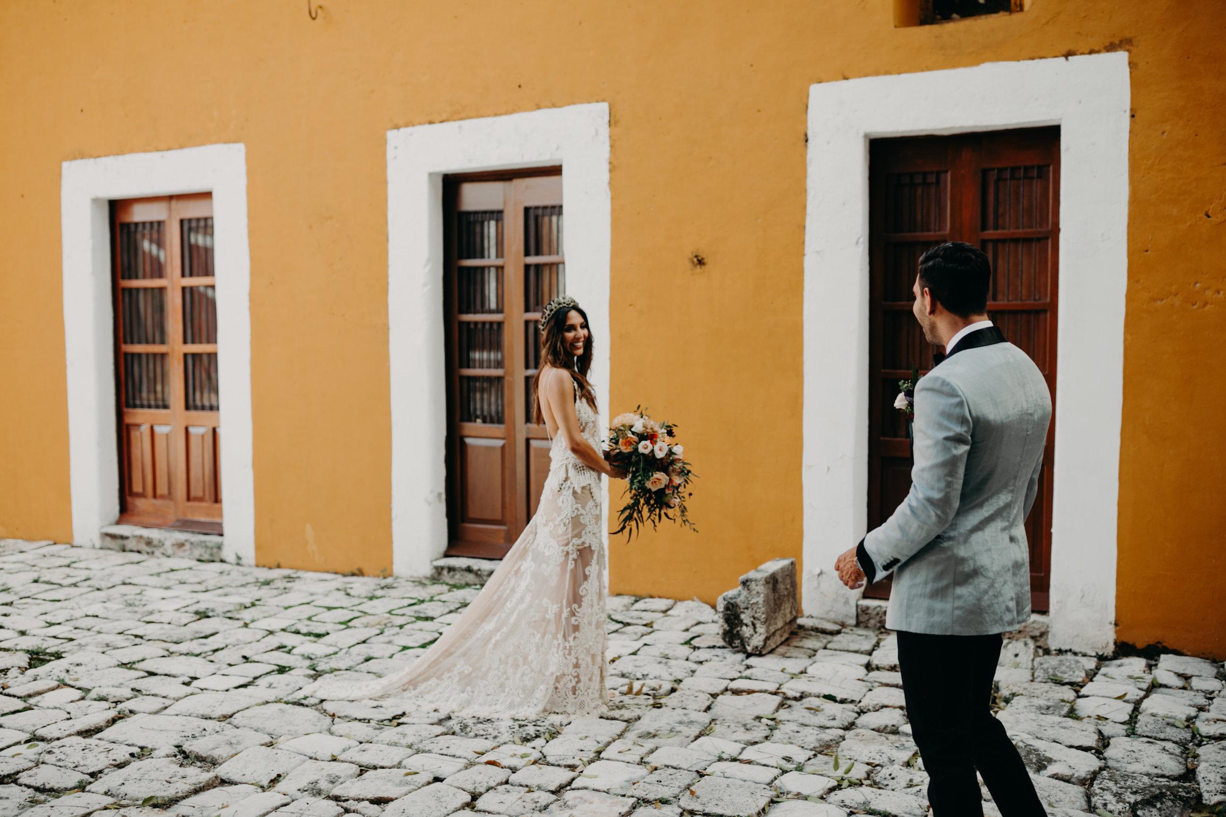 Hacienda Temozon Yucatan Mexico Wedding | Ida & Peter Emily Magers Photography-558.jpg