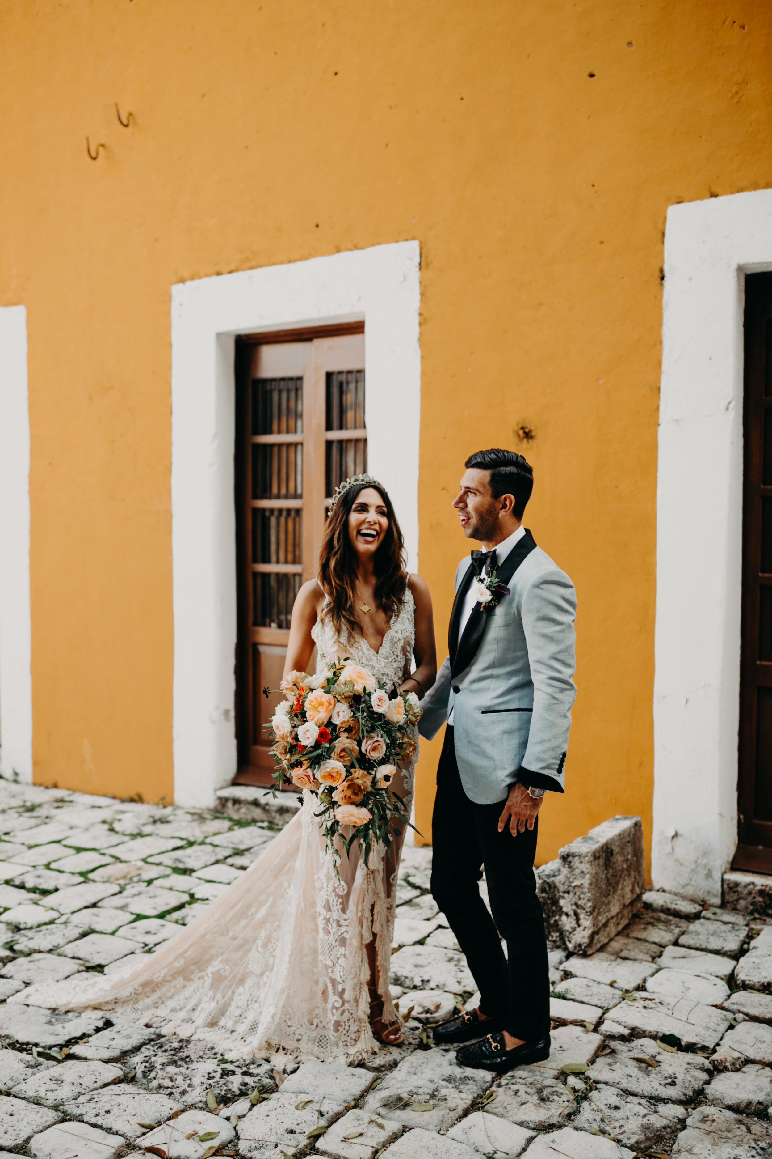 Hacienda Temozon Yucatan Mexico Wedding | Ida & Peter Emily Magers Photography-562.jpg