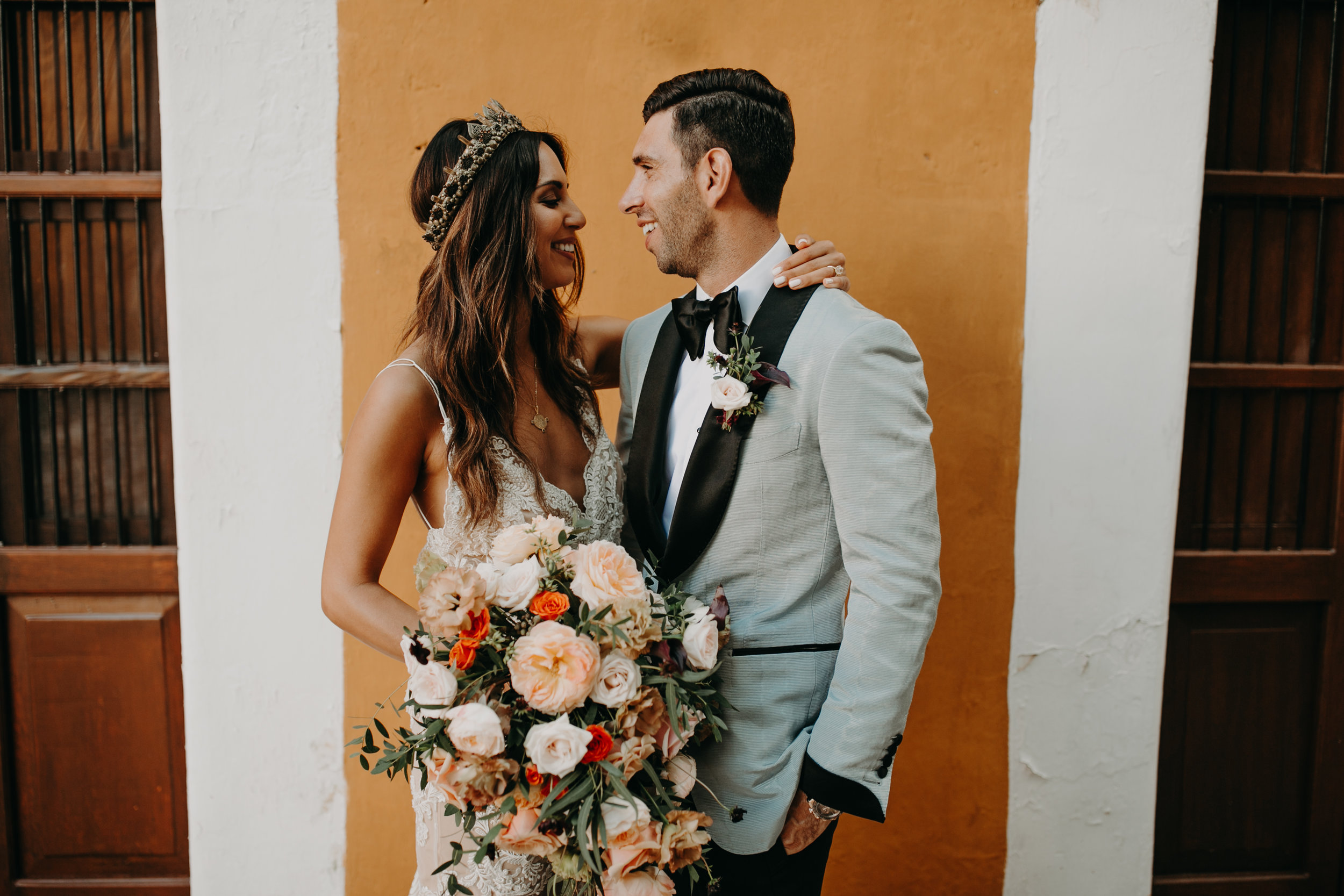 Hacienda Temozon Yucatan Mexico Wedding | Ida & Peter Emily Magers Photography-577.jpg