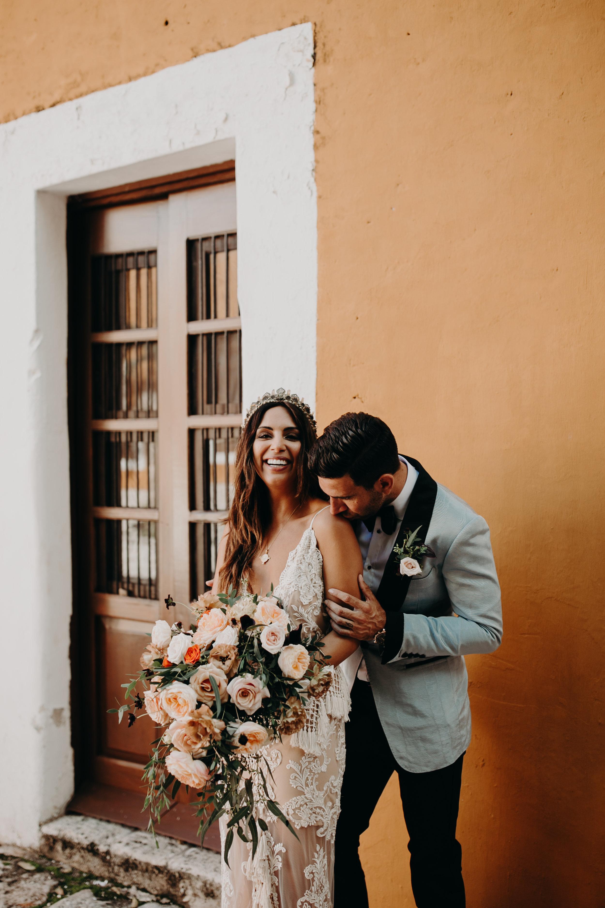 Hacienda Temozon Yucatan Mexico Wedding | Ida & Peter Emily Magers Photography-585.jpg