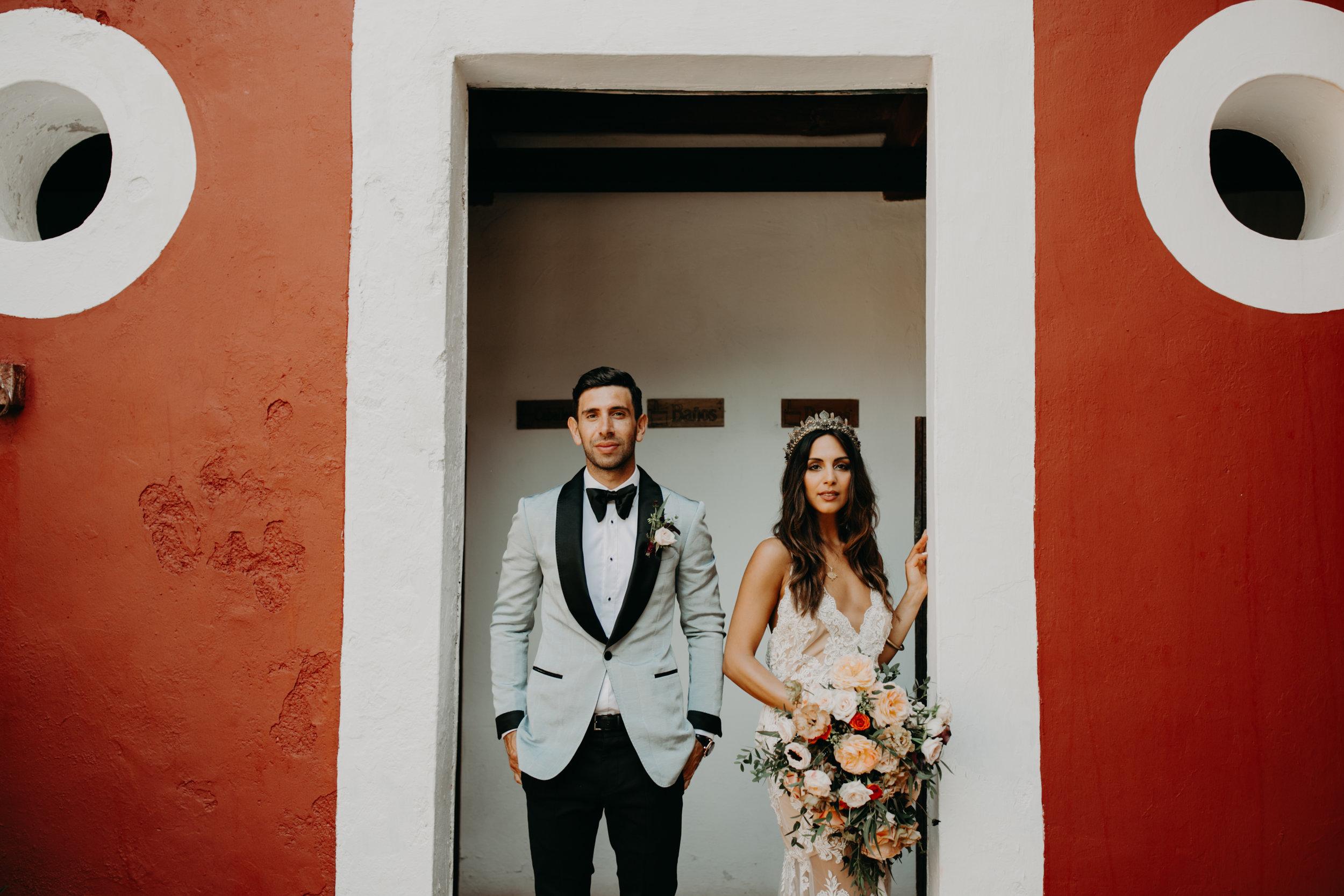 Hacienda Temozon Yucatan Mexico Wedding | Ida & Peter Emily Magers Photography-610.jpg