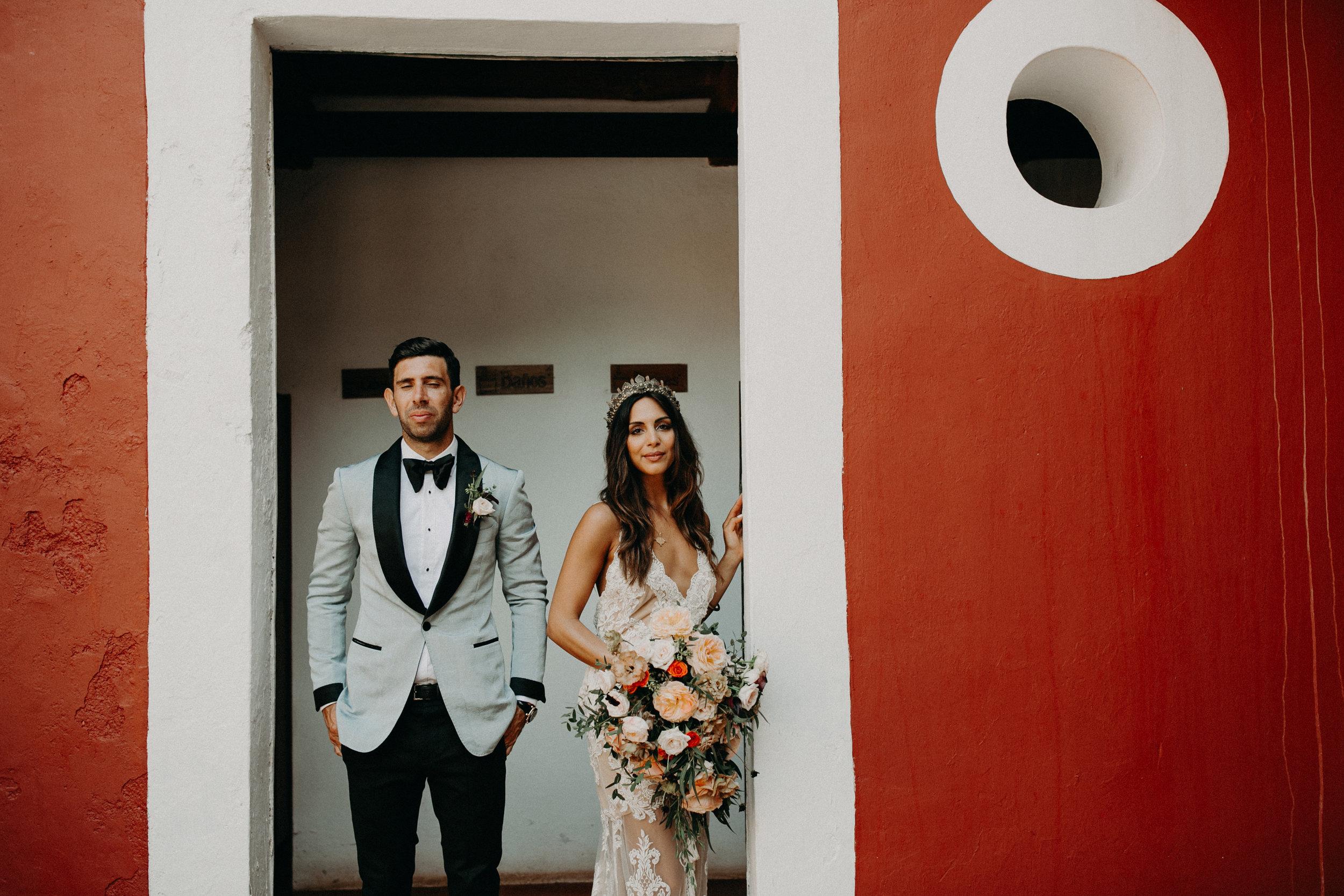 Hacienda Temozon Yucatan Mexico Wedding | Ida & Peter Emily Magers Photography-607.jpg