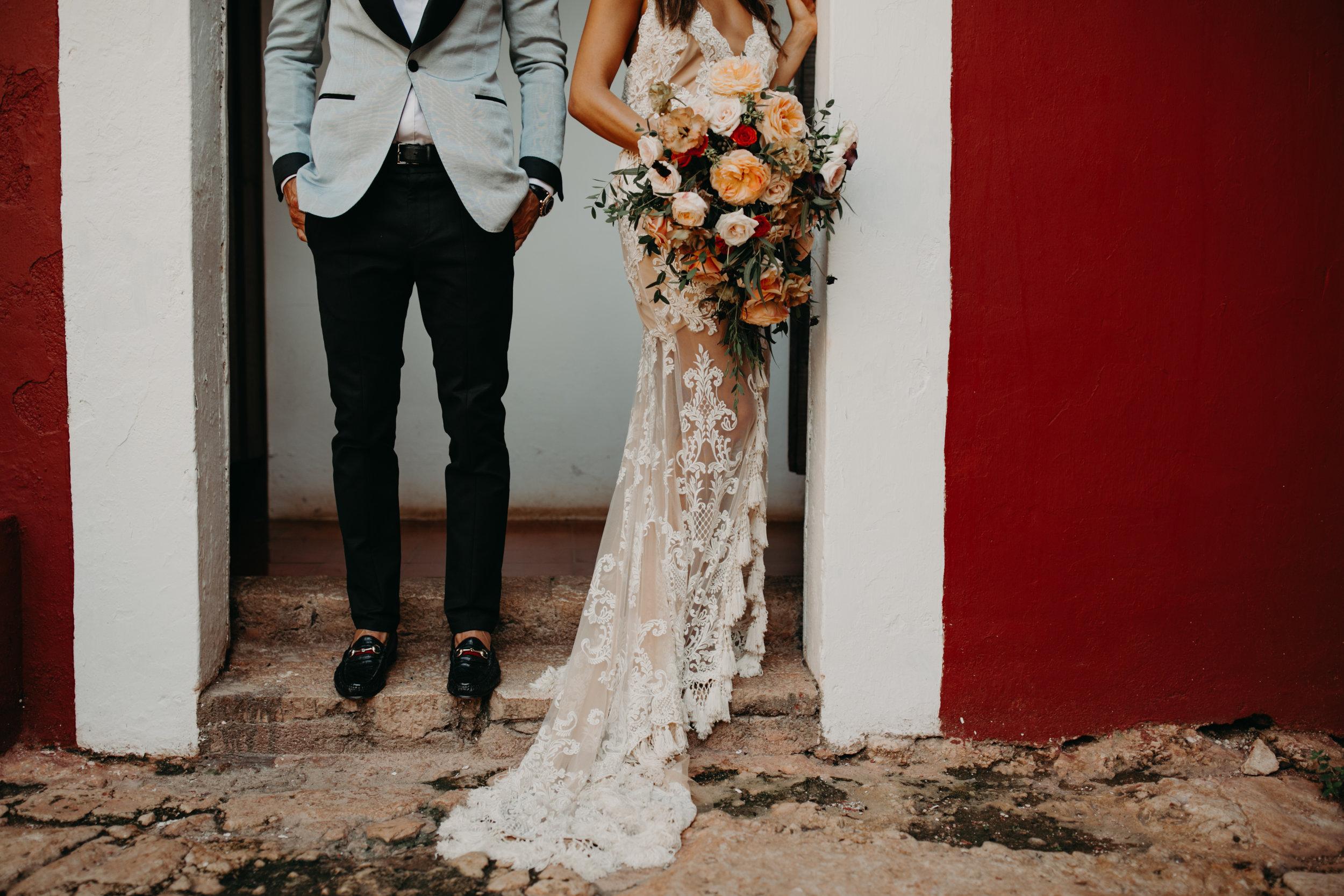 Hacienda Temozon Yucatan Mexico Wedding | Ida & Peter Emily Magers Photography-612.jpg