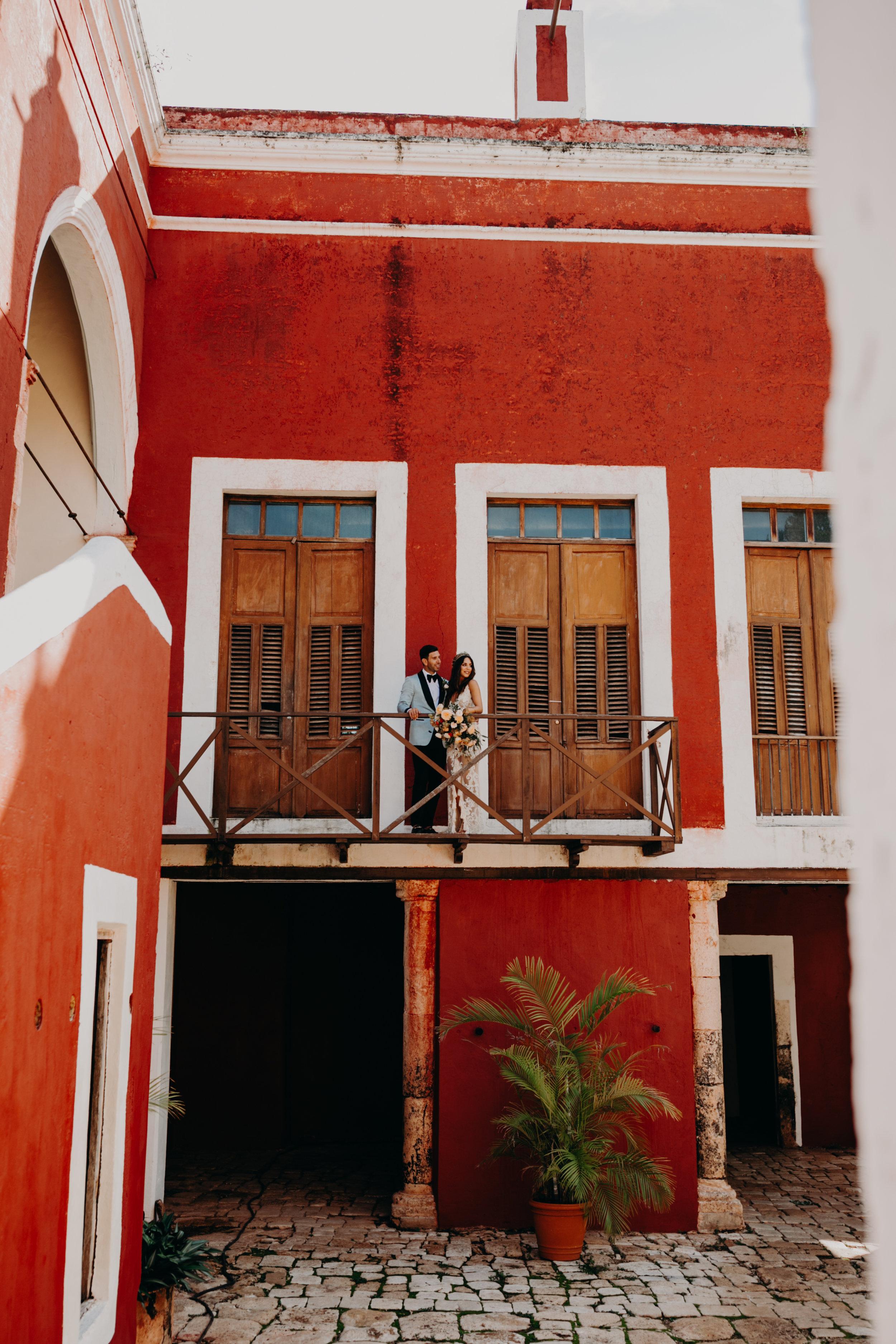 Hacienda Temozon Yucatan Mexico Wedding | Ida & Peter Emily Magers Photography-623.jpg
