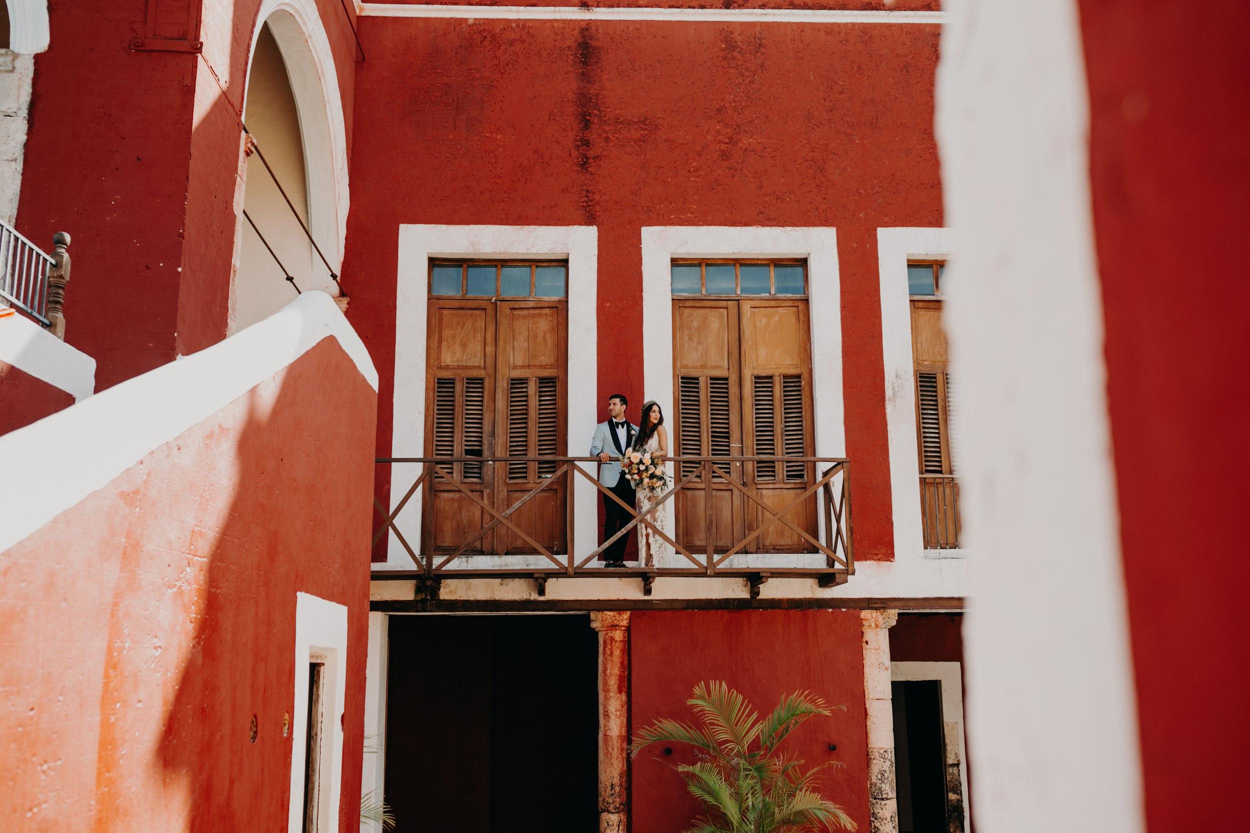 Hacienda Temozon Yucatan Mexico Wedding | Ida & Peter Emily Magers Photography-628.jpg