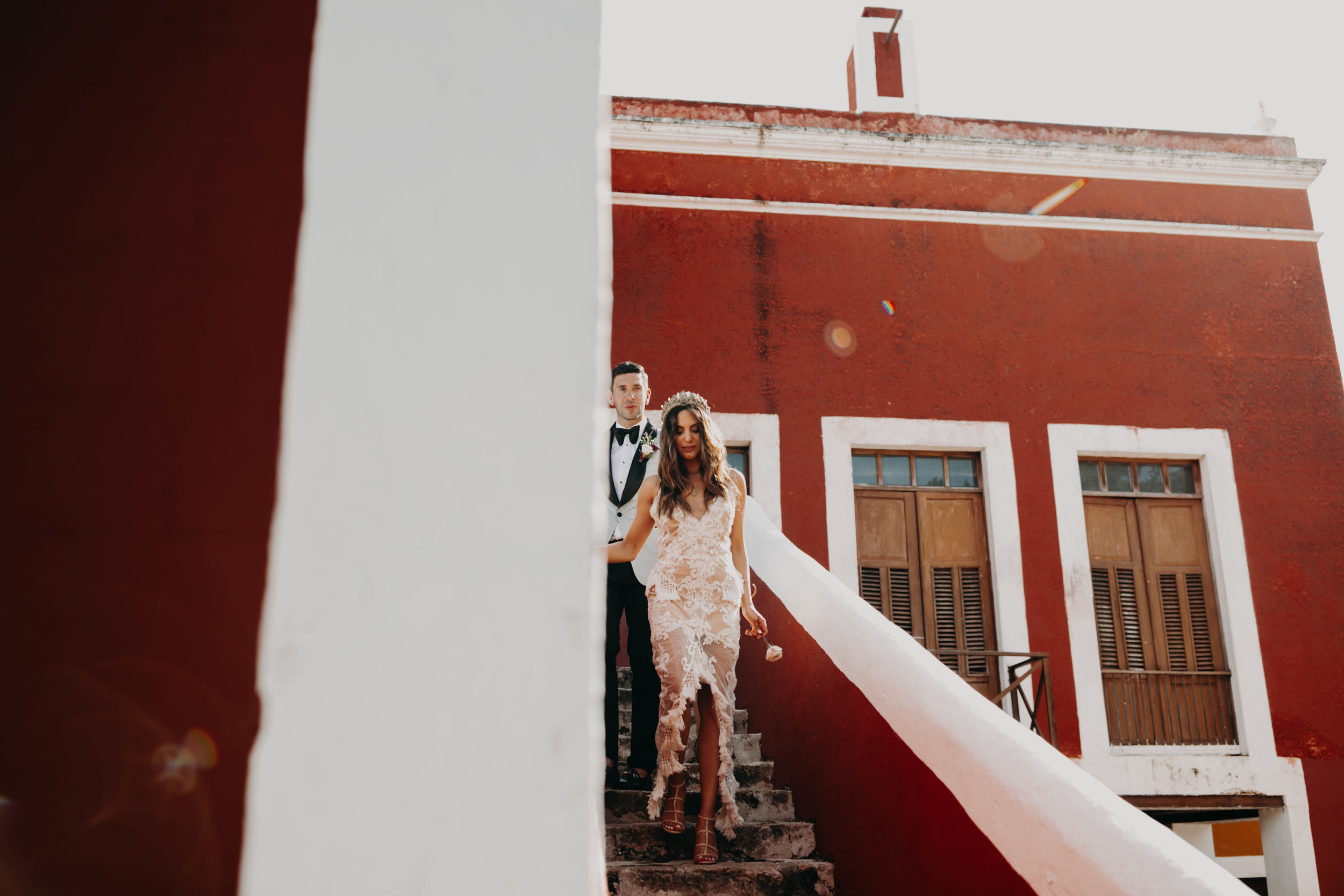 Hacienda Temozon Yucatan Mexico Wedding | Ida & Peter Emily Magers Photography-654.jpg