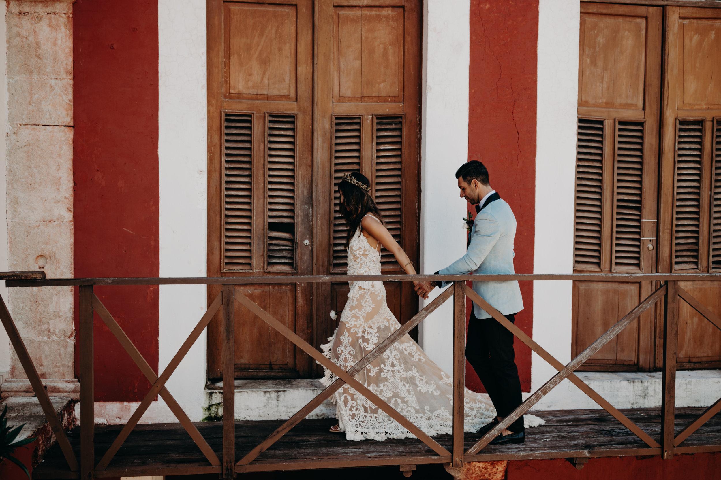 Hacienda Temozon Yucatan Mexico Wedding | Ida & Peter Emily Magers Photography-649.jpg