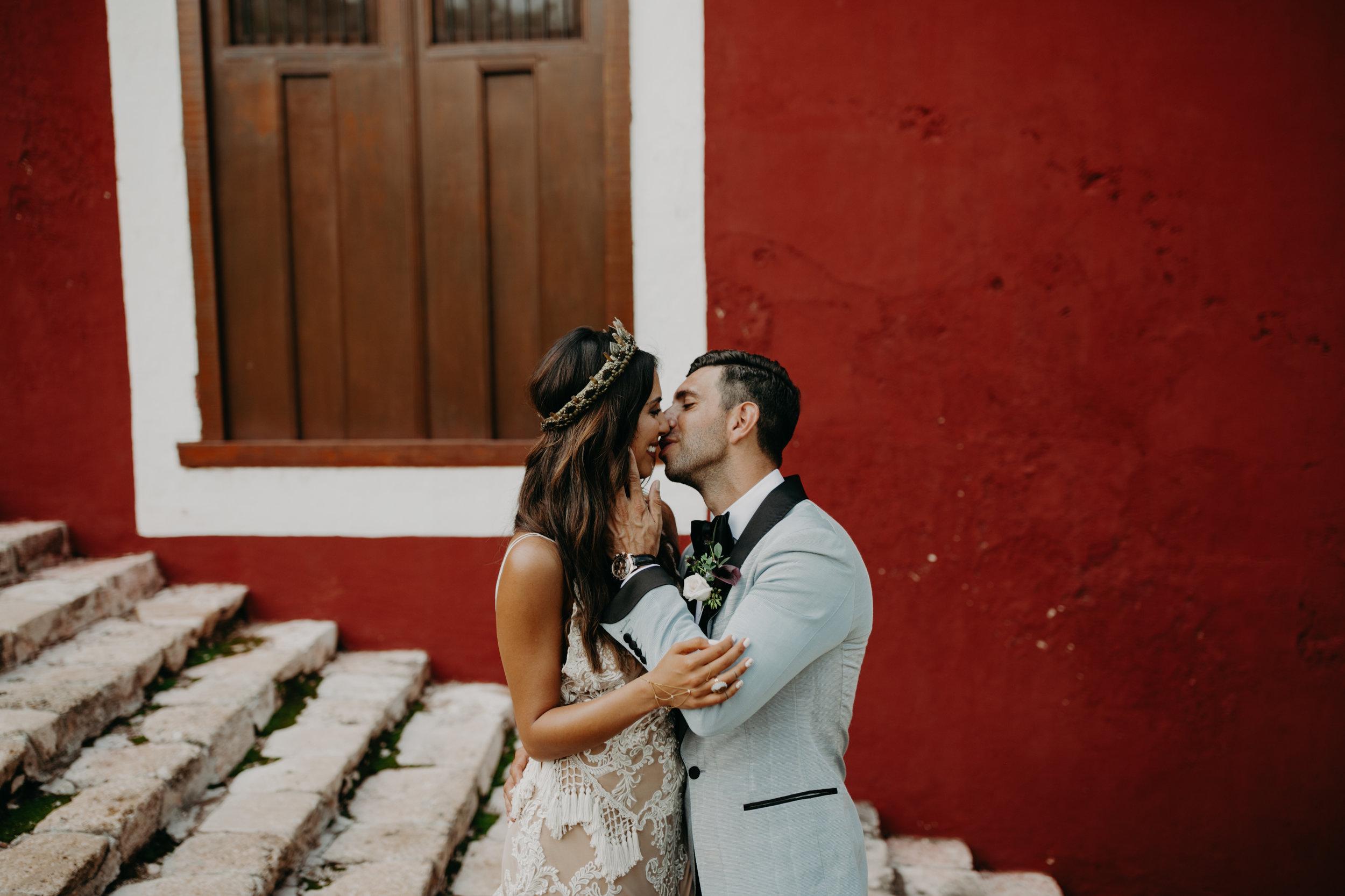Hacienda Temozon Yucatan Mexico Wedding | Ida & Peter Emily Magers Photography-708.jpg