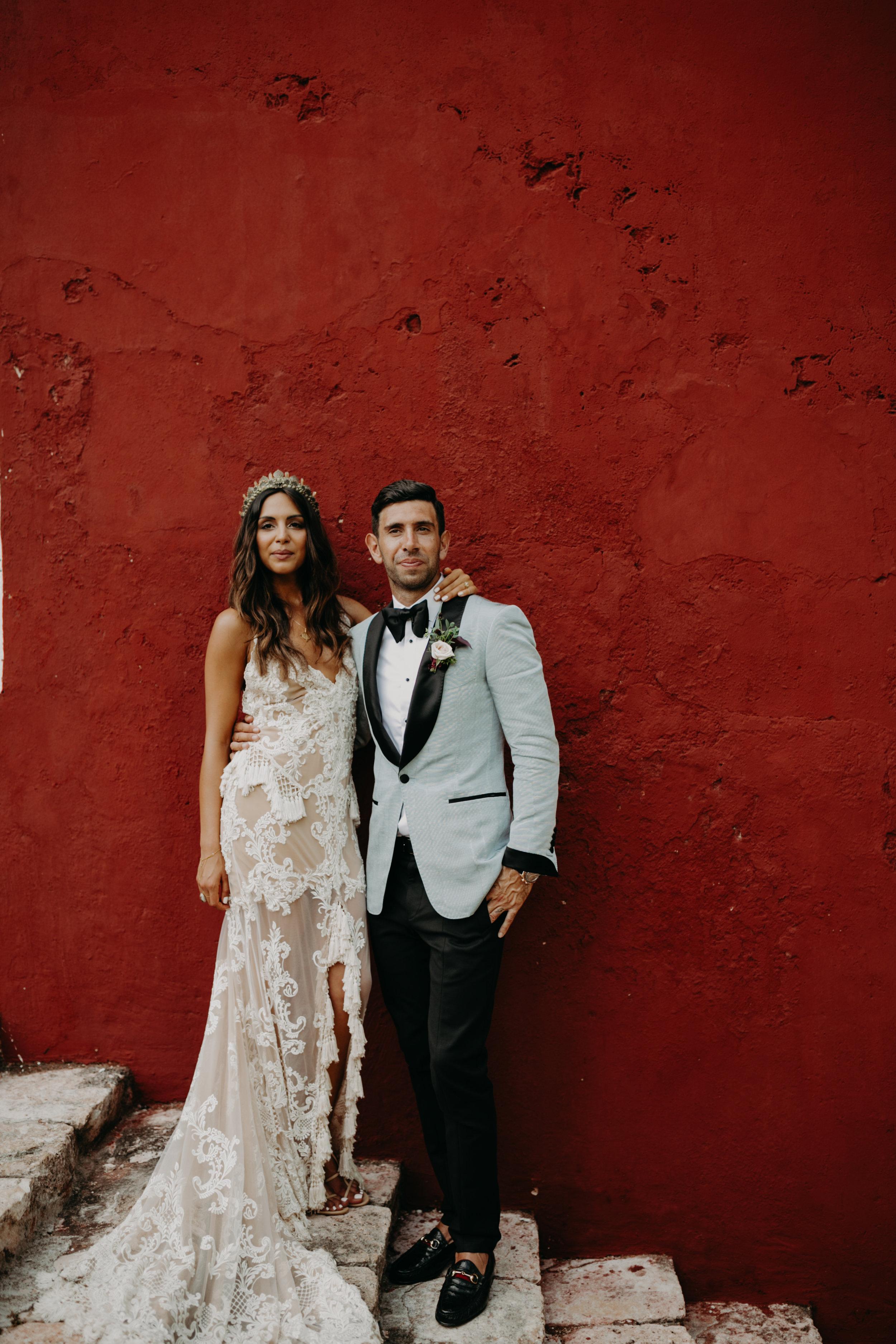 Hacienda Temozon Yucatan Mexico Wedding | Ida & Peter Emily Magers Photography-712.jpg