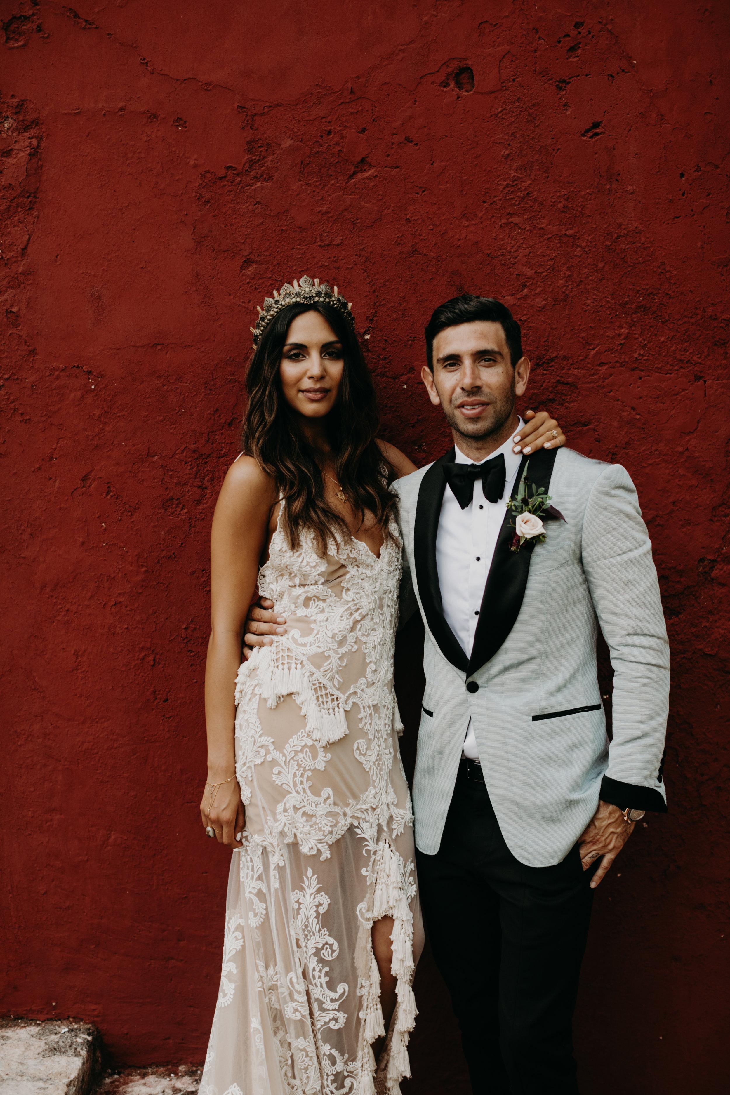 Hacienda Temozon Yucatan Mexico Wedding | Ida & Peter Emily Magers Photography-730.jpg