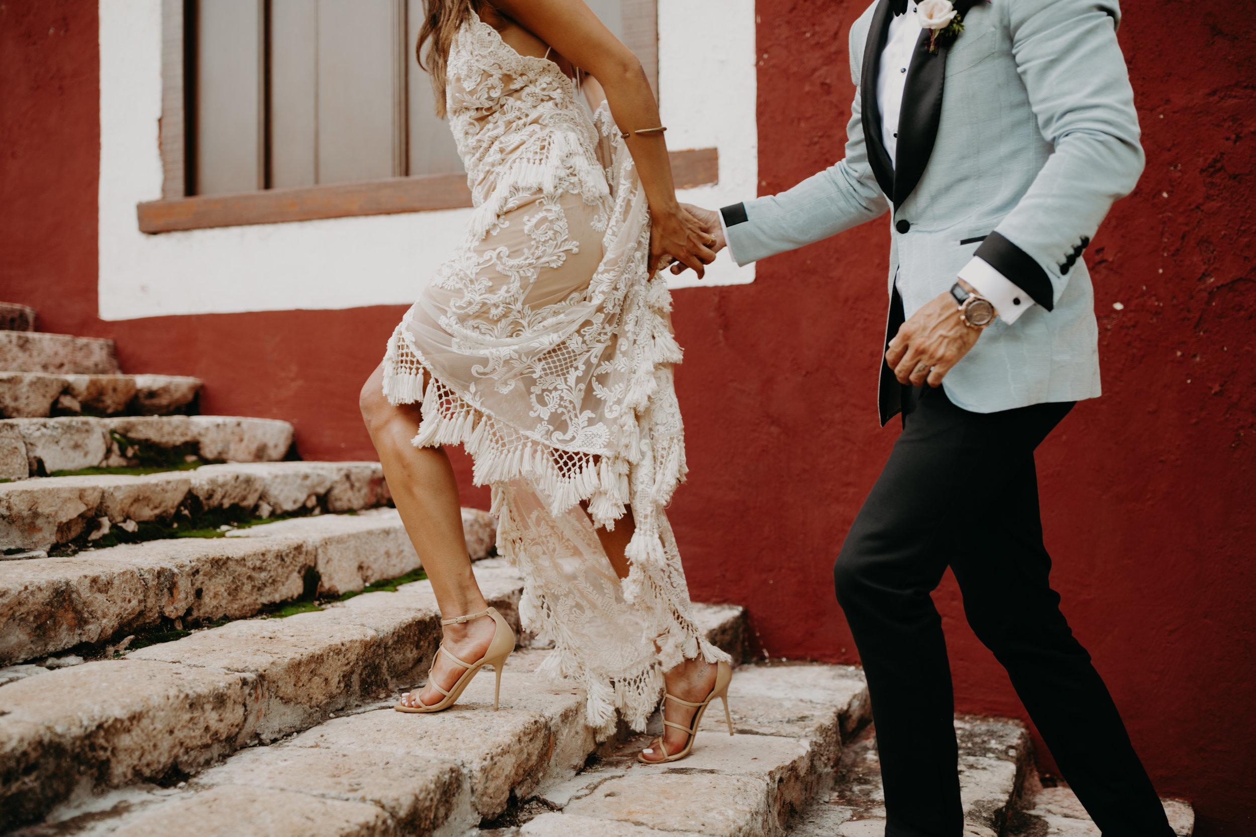 Hacienda Temozon Yucatan Mexico Wedding | Ida & Peter Emily Magers Photography-731.jpg
