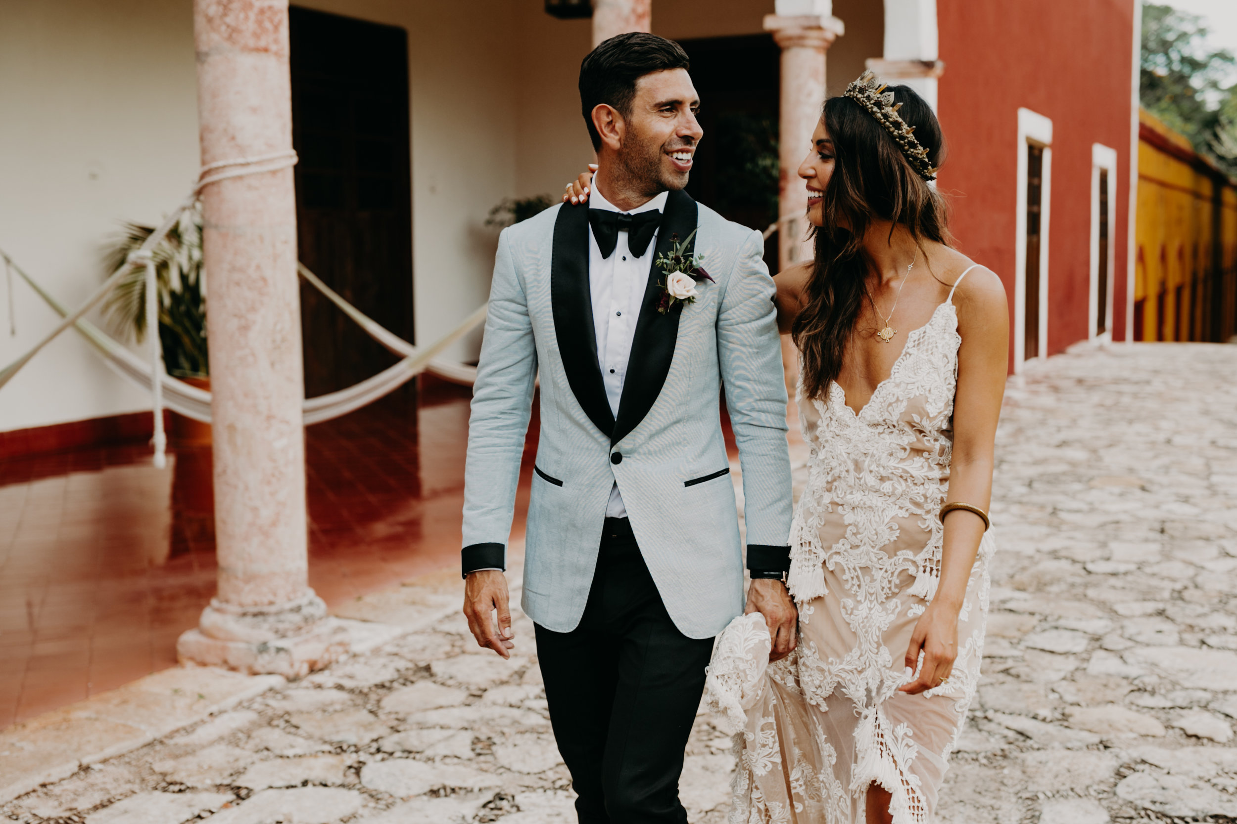 Hacienda Temozon Yucatan Mexico Wedding | Ida & Peter Emily Magers Photography-740.jpg