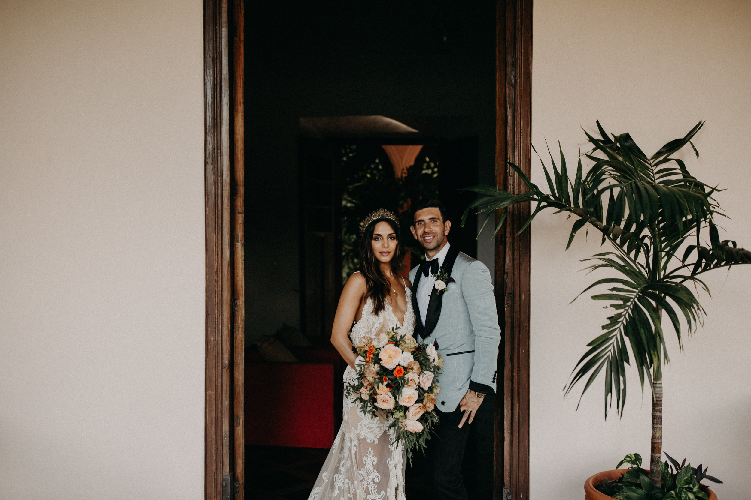 Hacienda Temozon Yucatan Mexico Wedding | Ida & Peter Emily Magers Photography-761.jpg