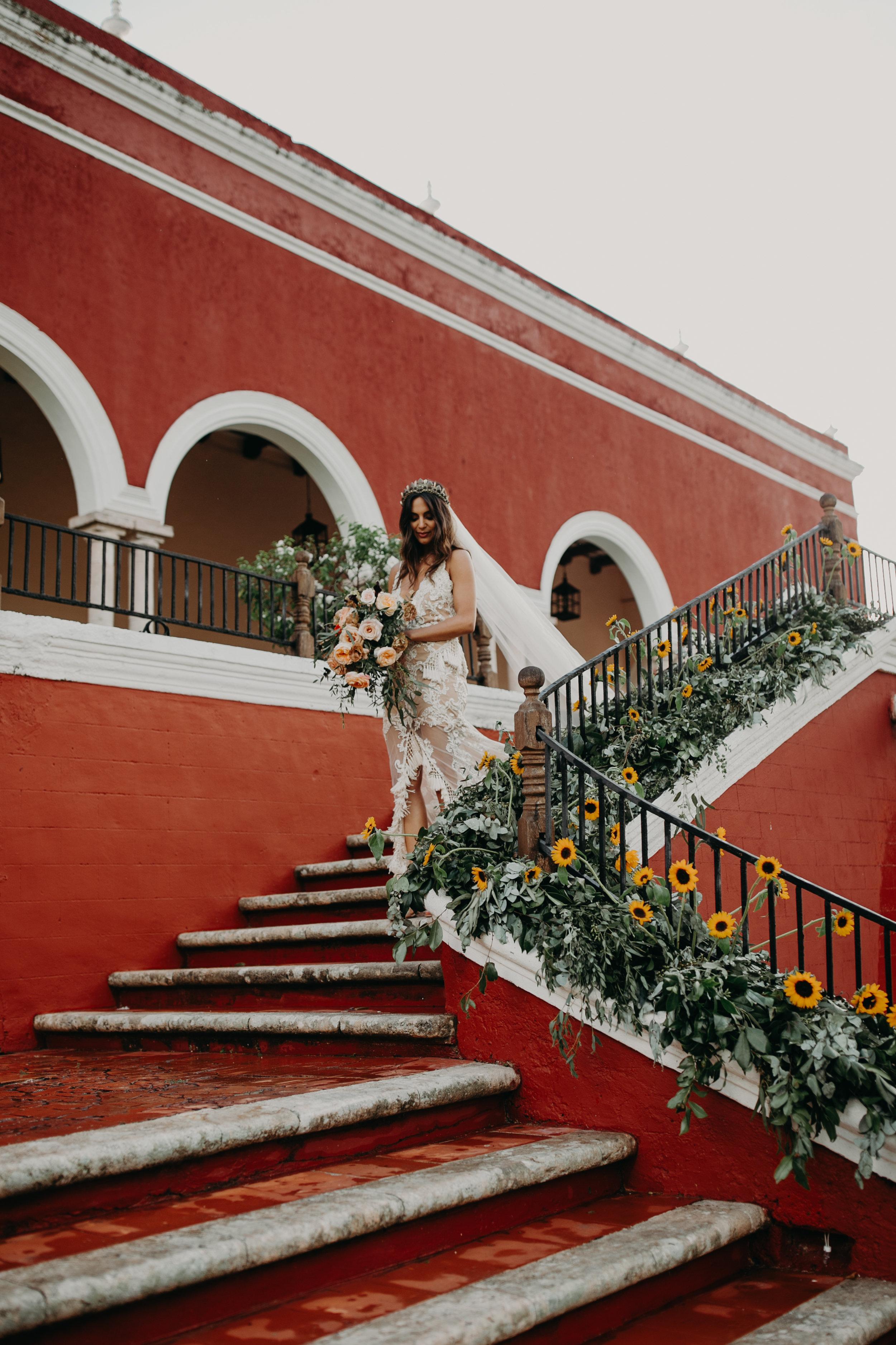 Hacienda Temozon Yucatan Mexico Wedding | Ida & Peter Emily Magers Photography-962.jpg