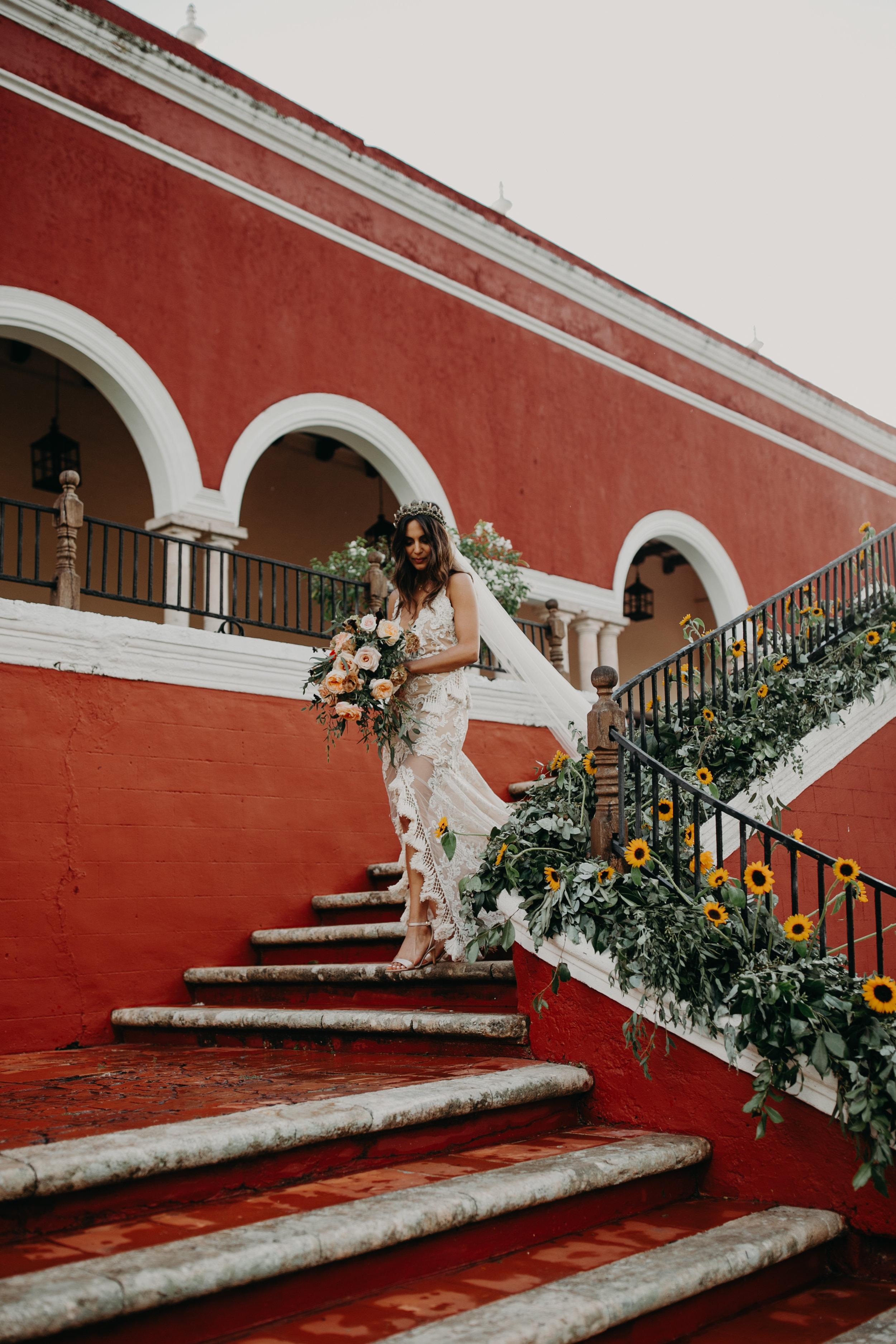 Hacienda Temozon Yucatan Mexico Wedding | Ida & Peter Emily Magers Photography-963.jpg