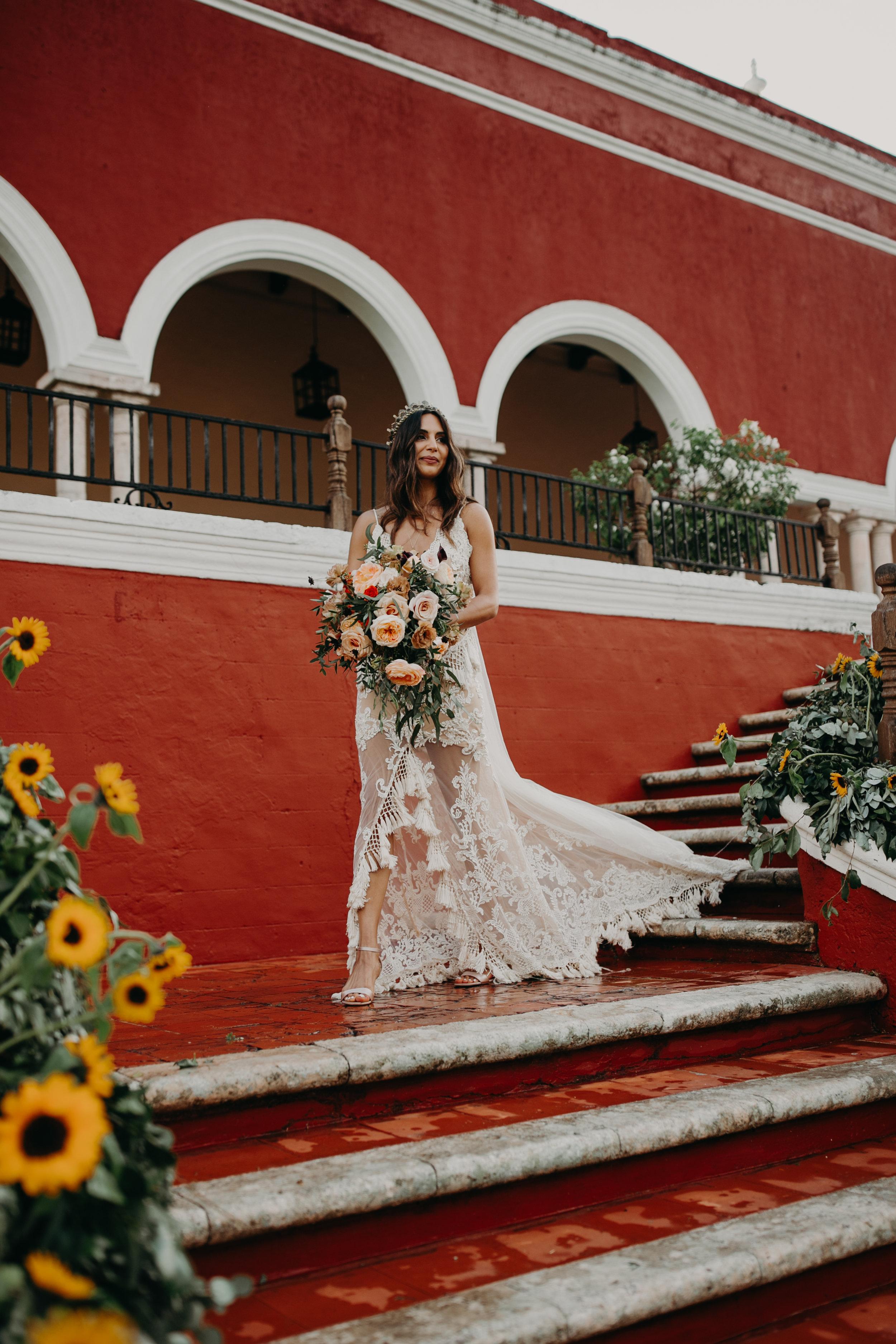 Hacienda Temozon Yucatan Mexico Wedding | Ida & Peter Emily Magers Photography-965.jpg