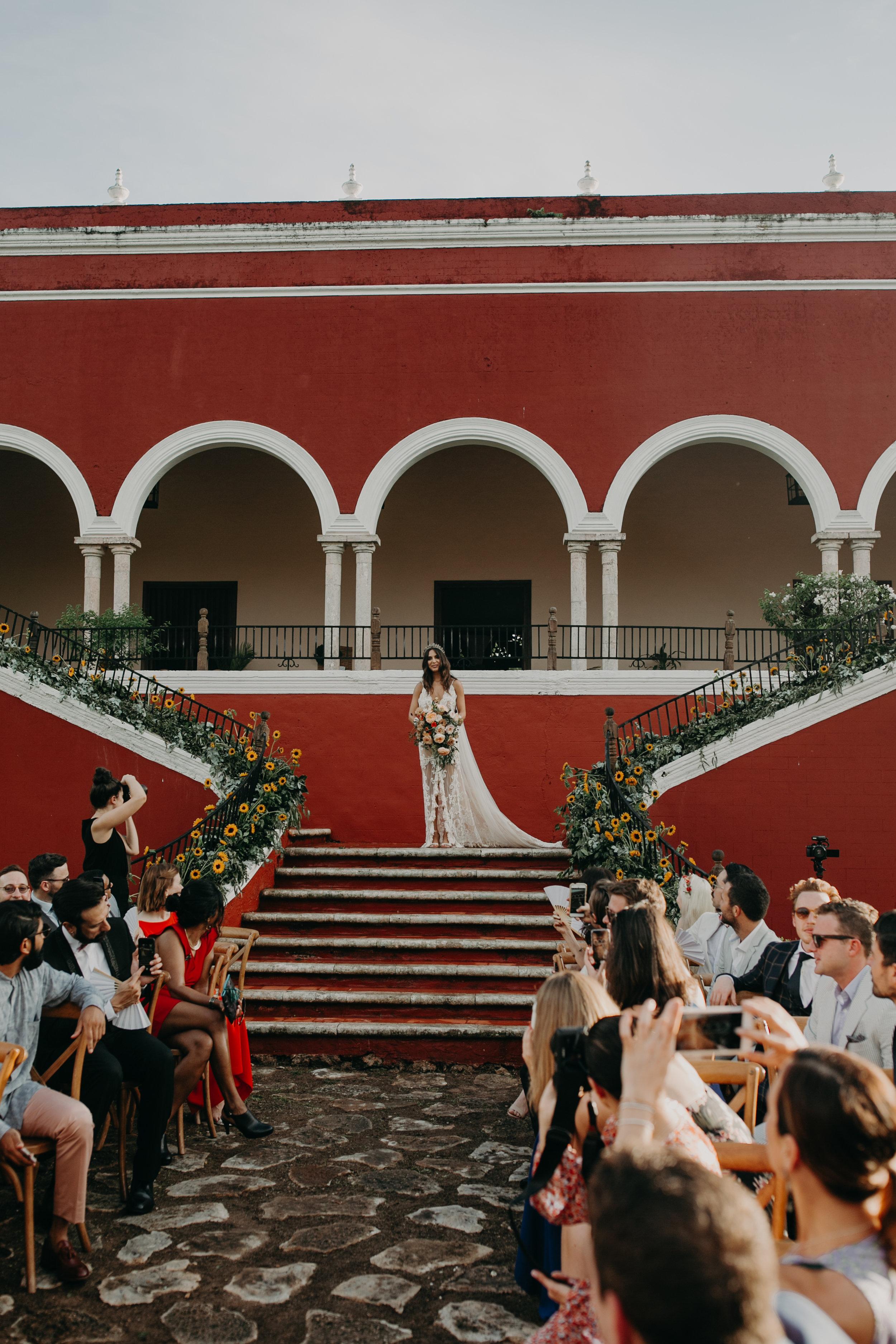 Hacienda Temozon Yucatan Mexico Wedding | Ida & Peter Emily Magers Photography-968.jpg