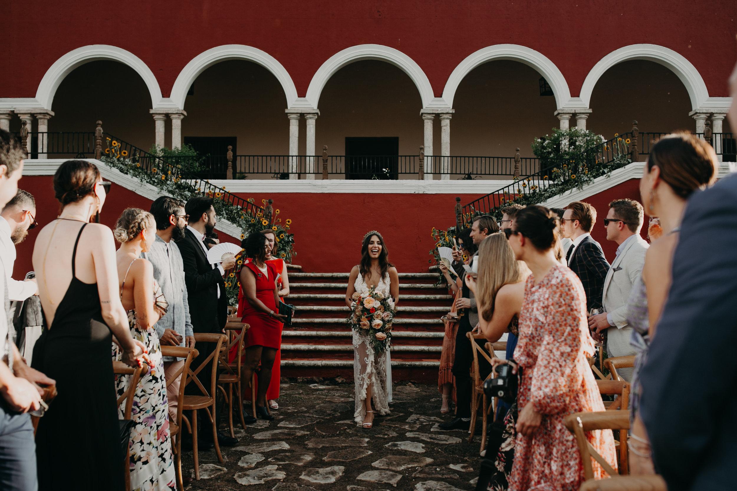 Hacienda Temozon Yucatan Mexico Wedding | Ida & Peter Emily Magers Photography-977.jpg