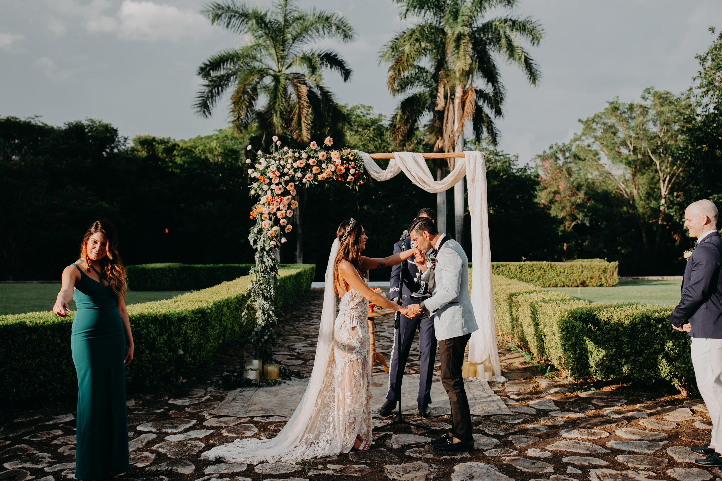 Hacienda Temozon Yucatan Mexico Wedding | Ida & Peter Emily Magers Photography-991.jpg
