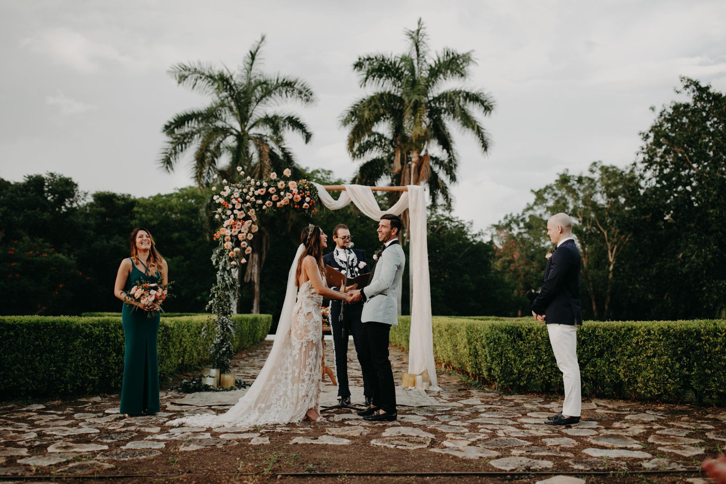 Hacienda Temozon Yucatan Mexico Wedding | Ida & Peter Emily Magers Photography-1014.jpg