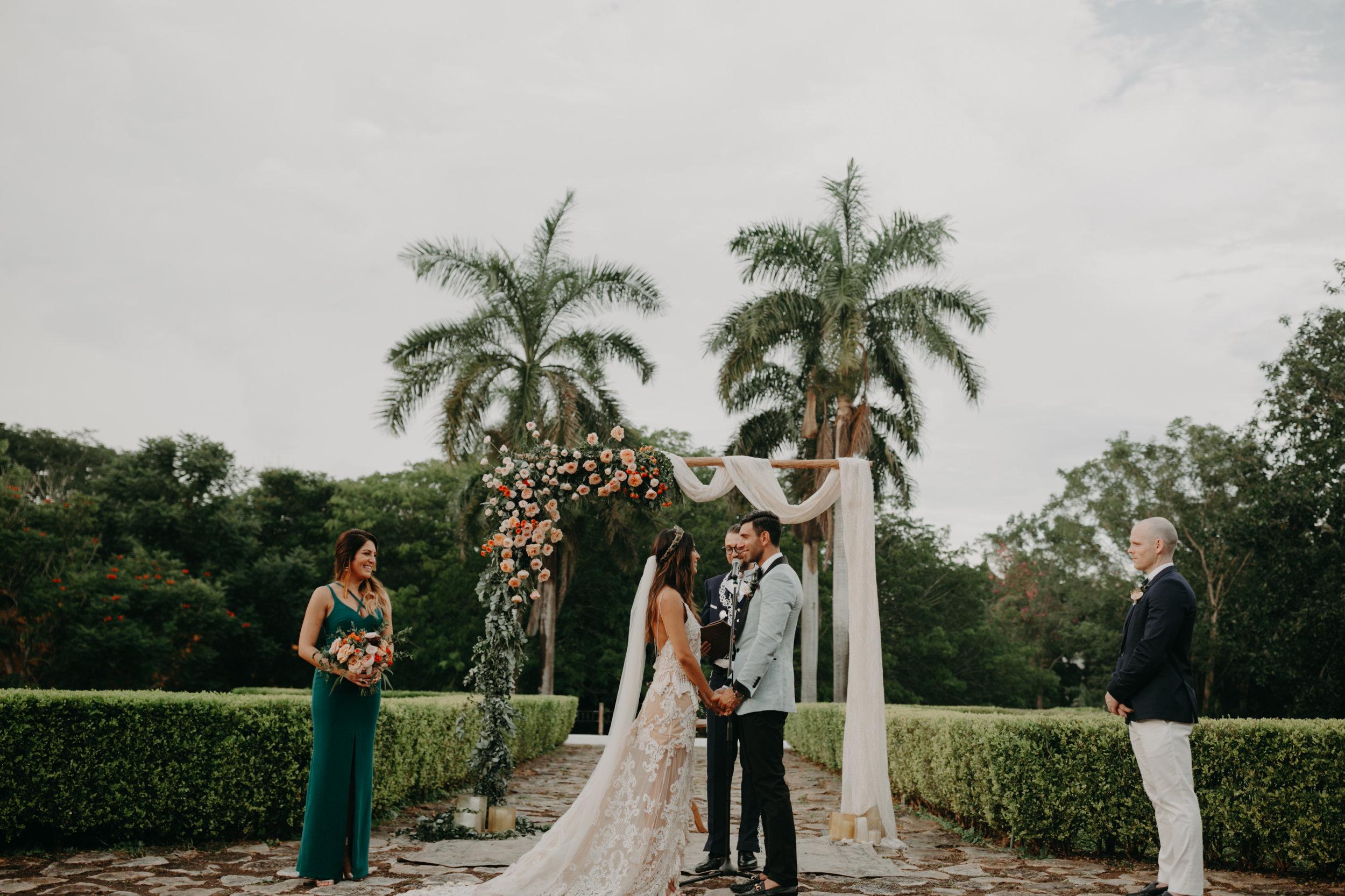 Hacienda Temozon Yucatan Mexico Wedding | Ida & Peter Emily Magers Photography-1051.jpg