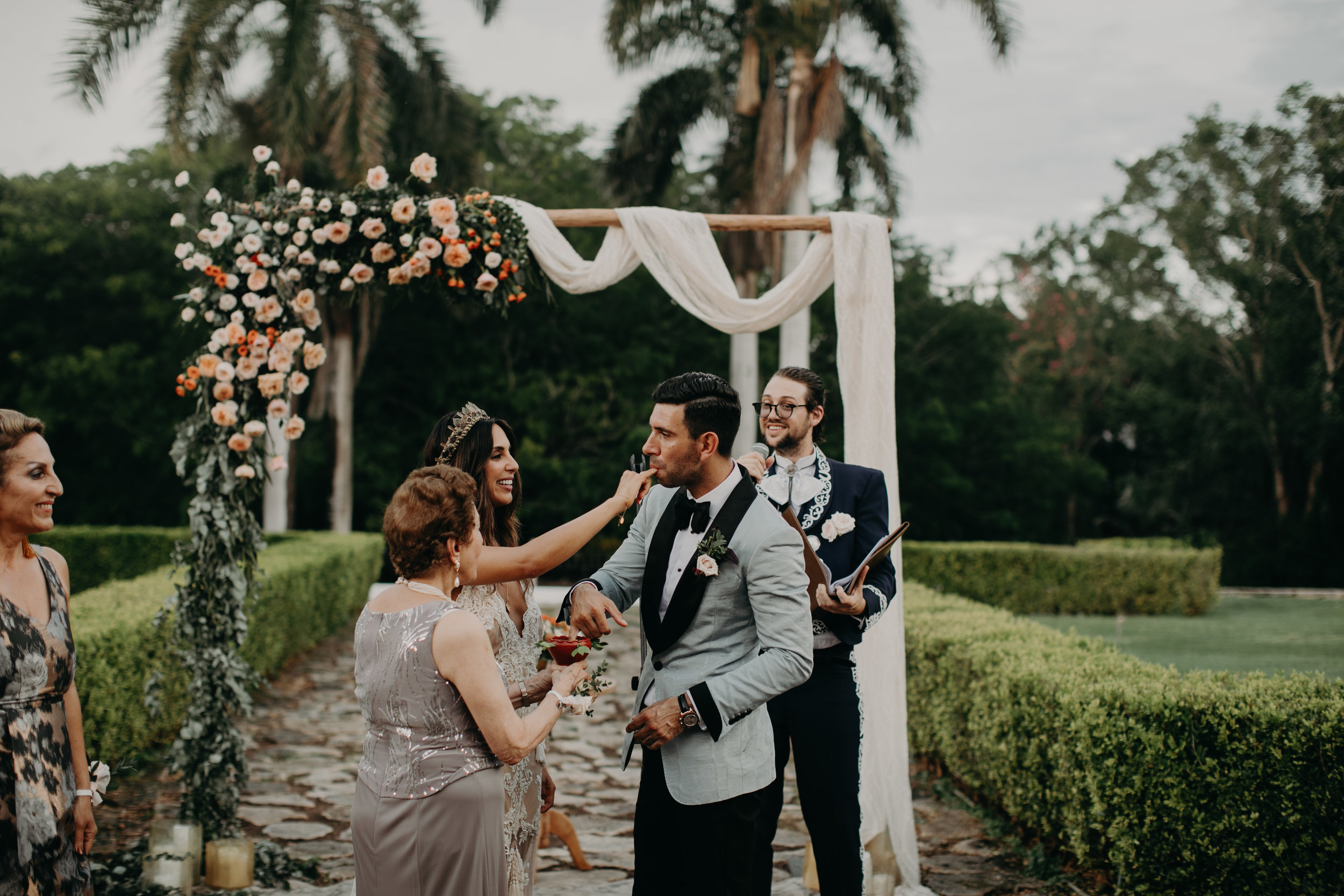 Hacienda Temozon Yucatan Mexico Wedding | Ida & Peter Emily Magers Photography-1080.jpg
