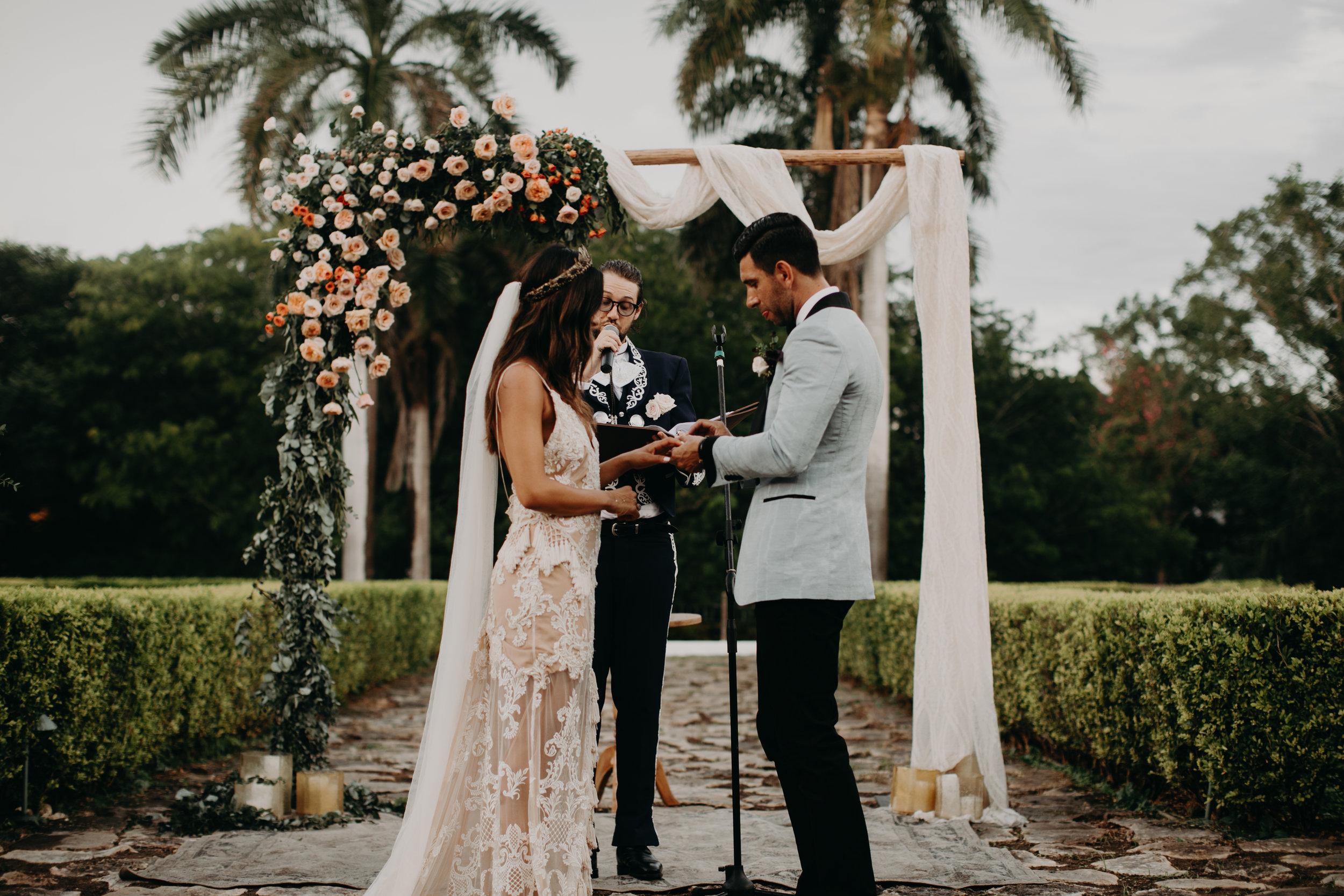 Hacienda Temozon Yucatan Mexico Wedding | Ida & Peter Emily Magers Photography-1088.jpg