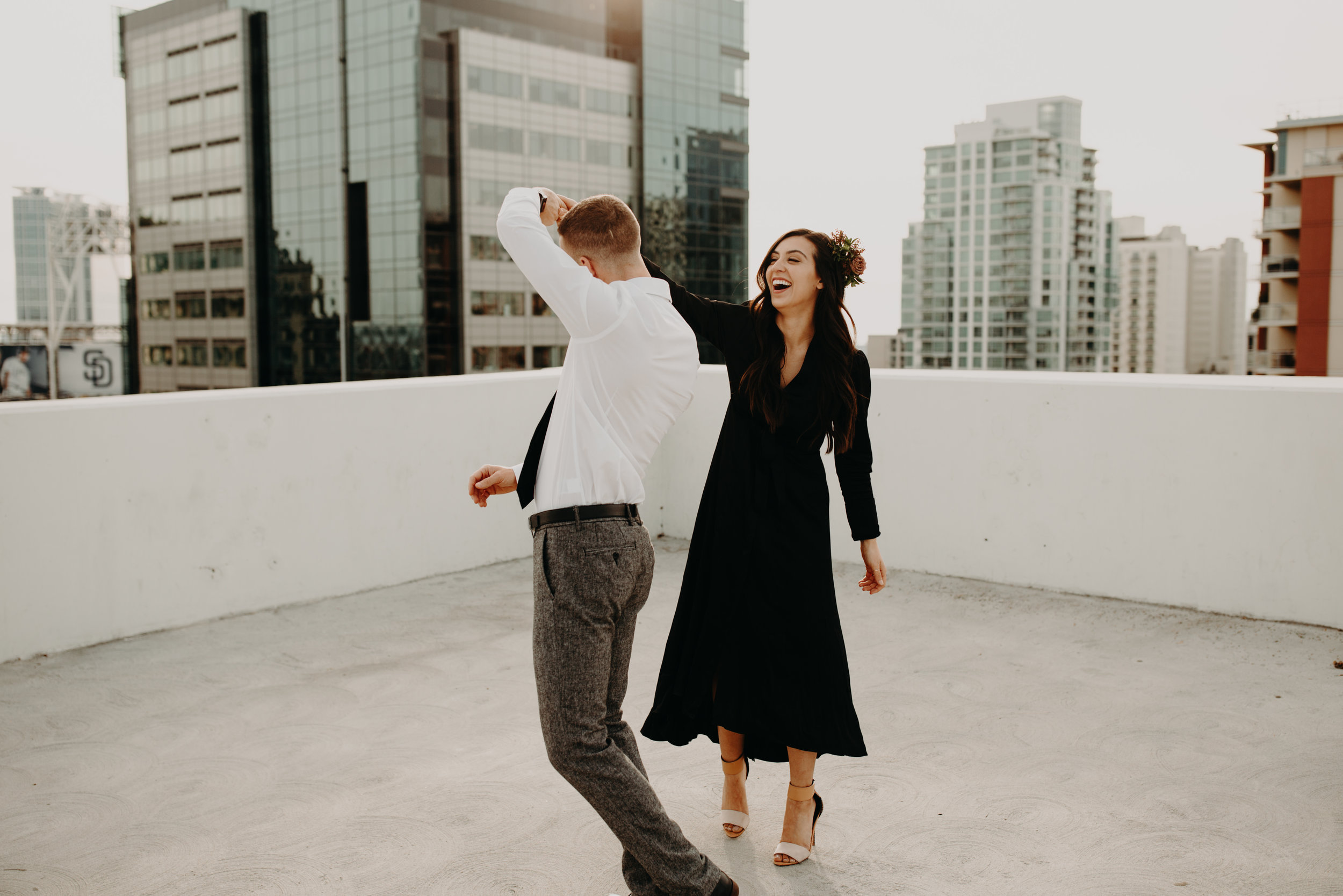 Rooftop San Diego Engagement Session Emilia & Christopher Emily Magers Photography-11.jpg