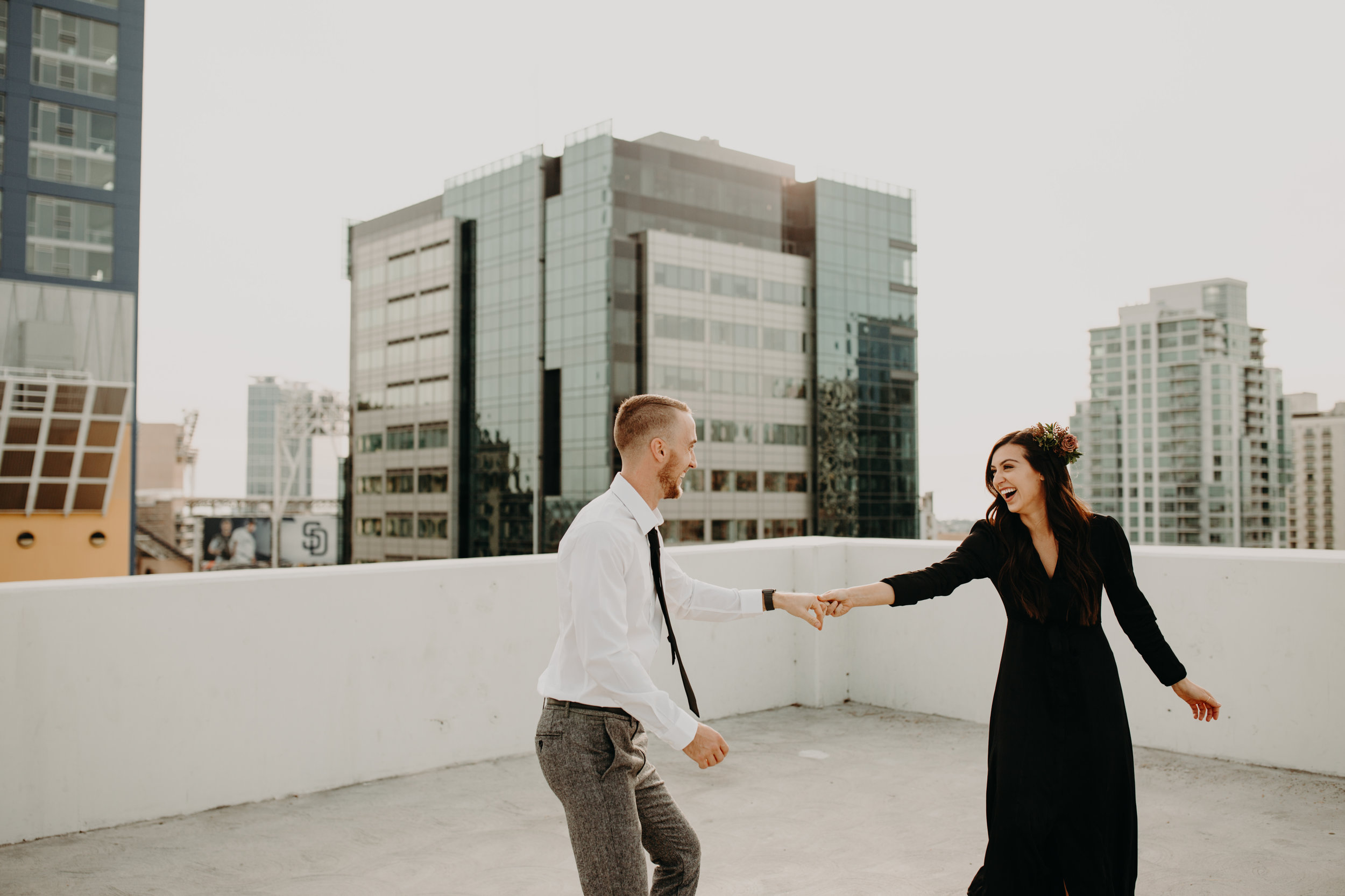 Rooftop San Diego Engagement Session Emilia & Christopher Emily Magers Photography-12.jpg