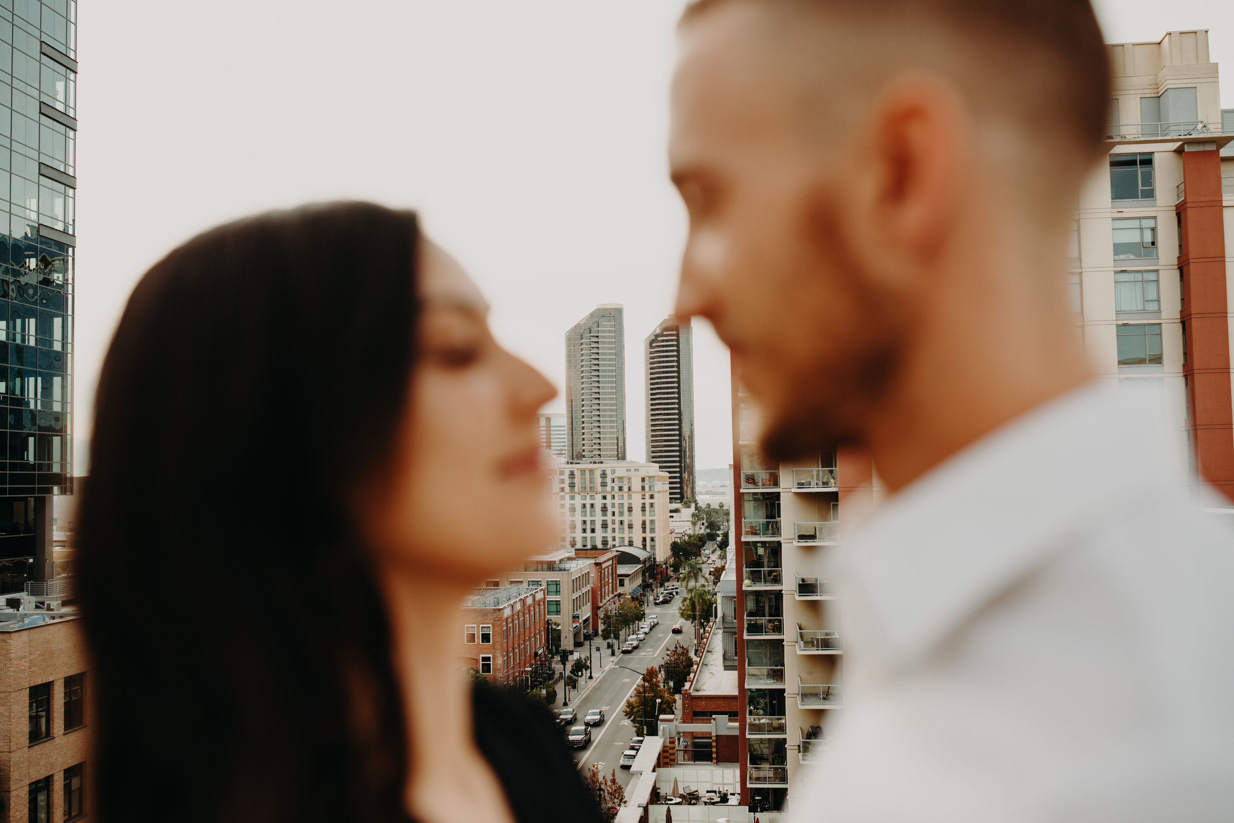 Rooftop San Diego Engagement Session Emilia & Christopher Emily Magers Photography-148.jpg