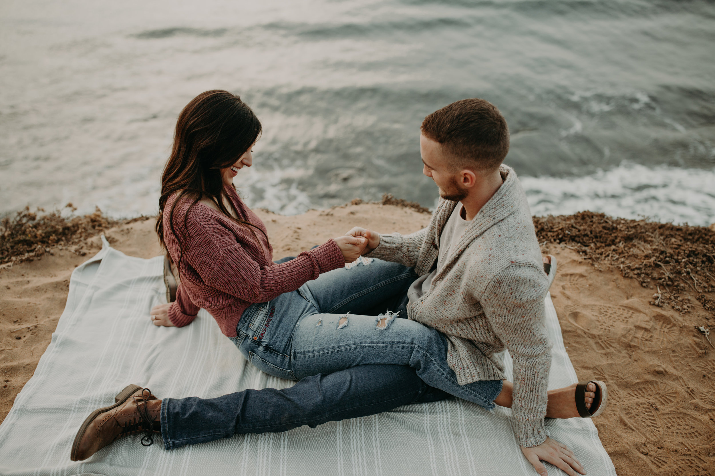 Rooftop San Diego Engagement Session Emilia & Christopher Emily Magers Photography-276.jpg
