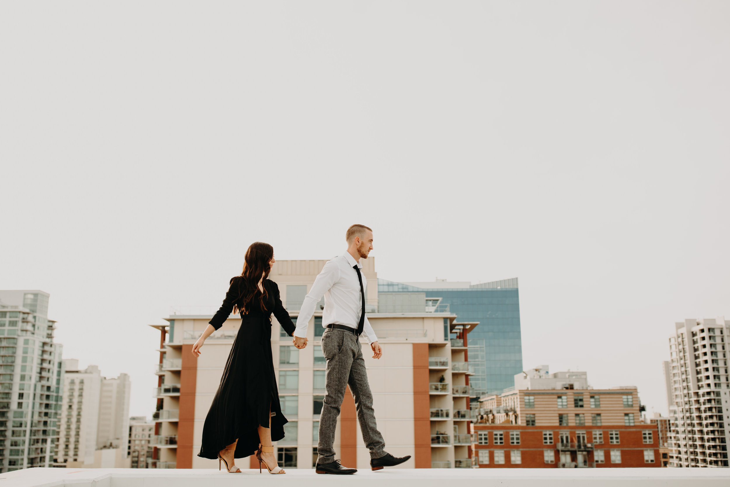 Rooftop San Diego Engagement Session Emilia & Christopher Emily Magers Photography-50.jpg
